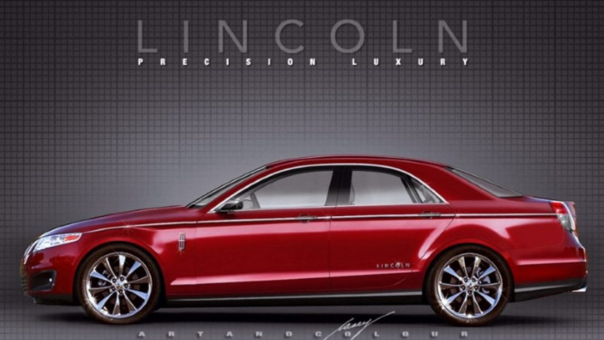 11 Lincoln Town Car: Specs, Redesign & Release Date - Best Rated ...