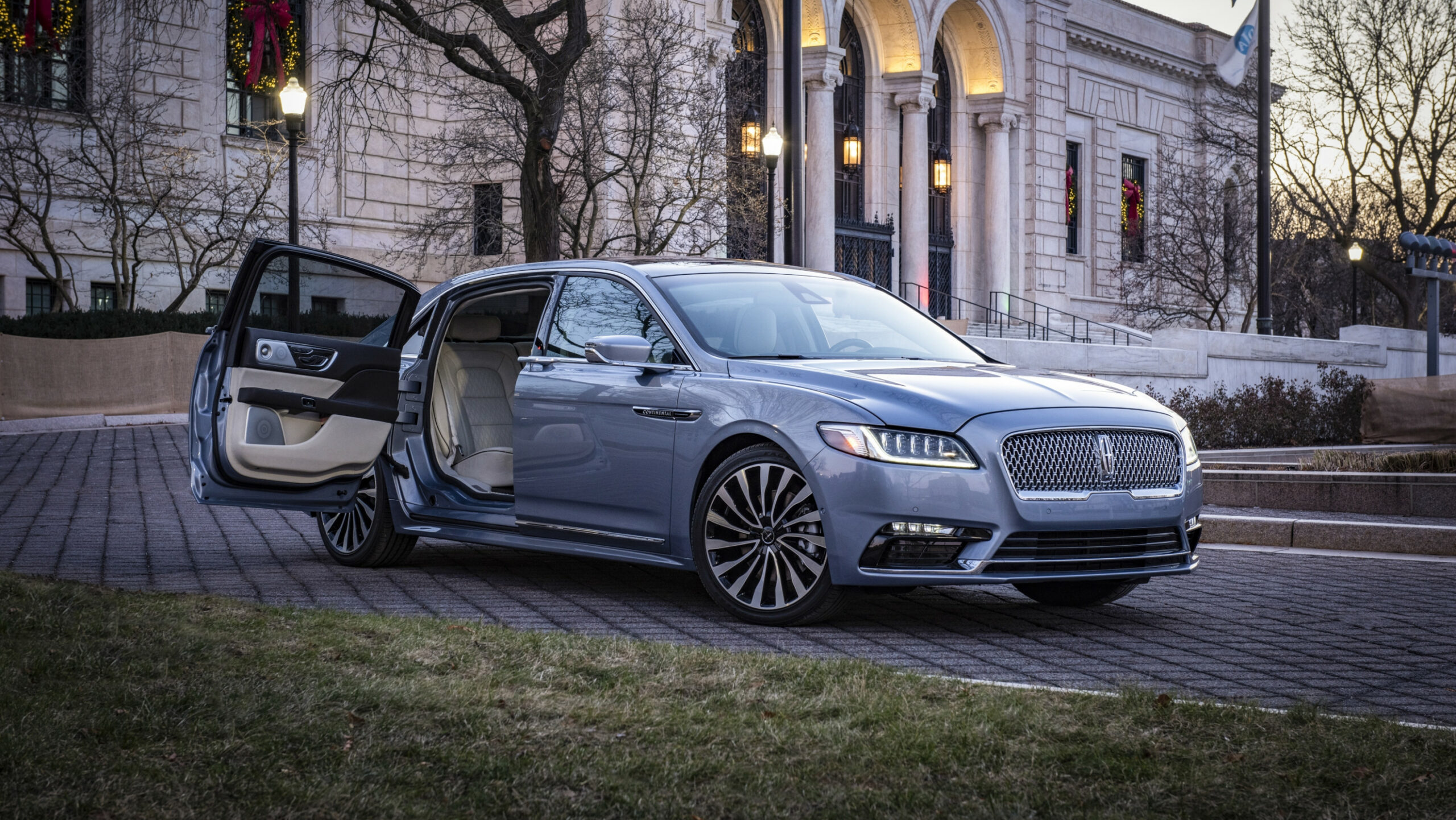 11 Little-Know Facts About The 11 Lincoln Continental Coach Door ...