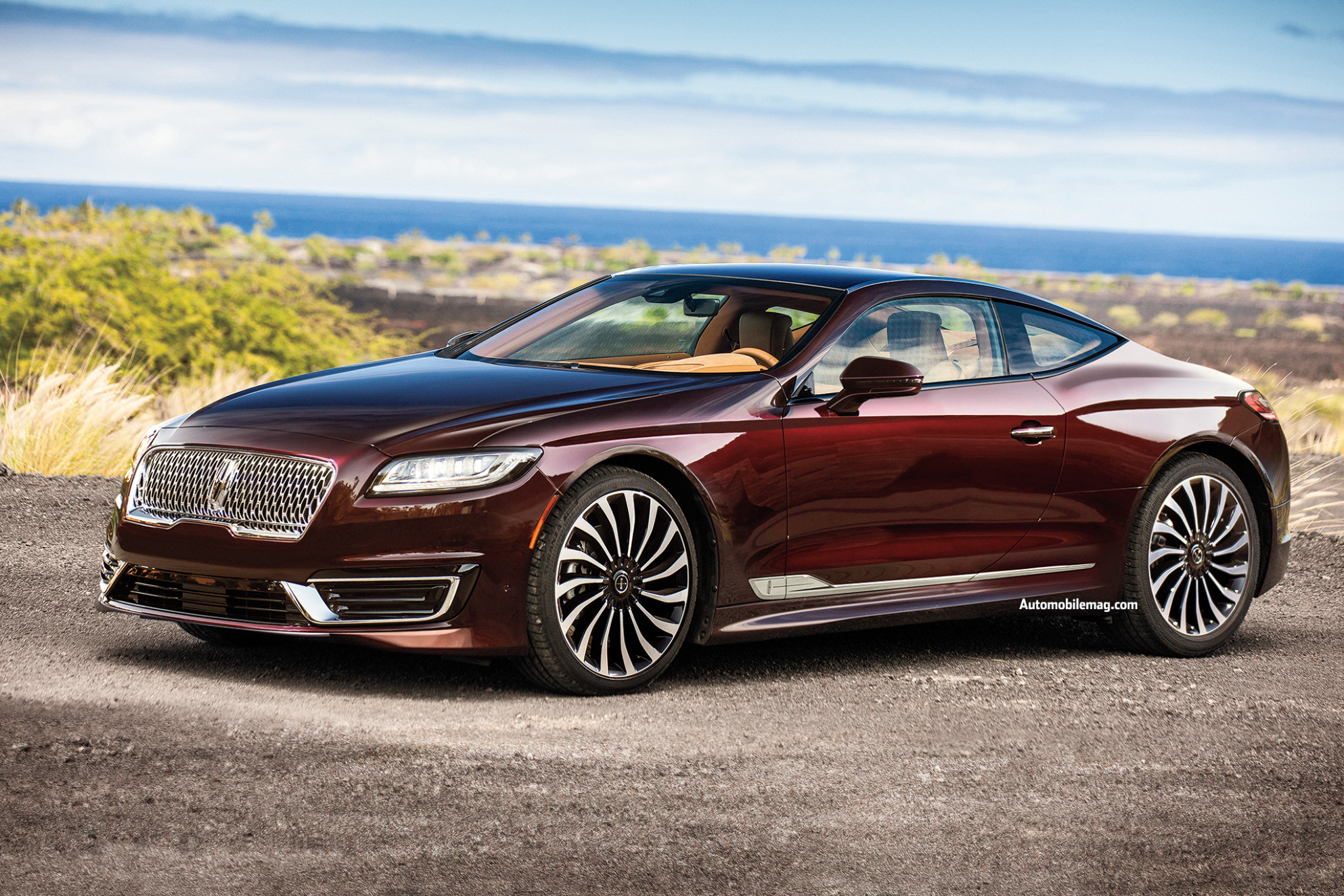 11 New and Future Cars: Lincoln | 2020 Lincoln Town Convertible