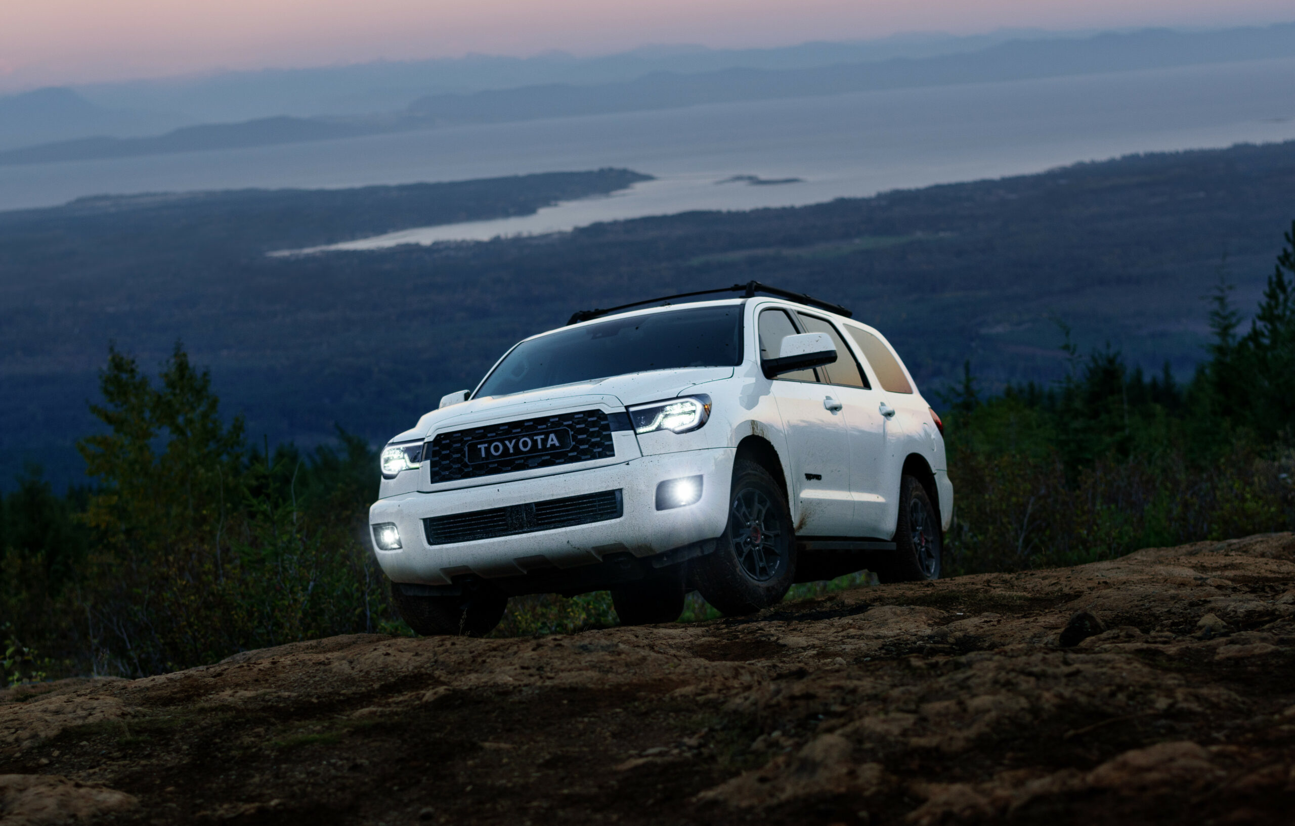 11 Toyota Sequoia TRD Pro Opens Path to Family Adventures, Leads ..