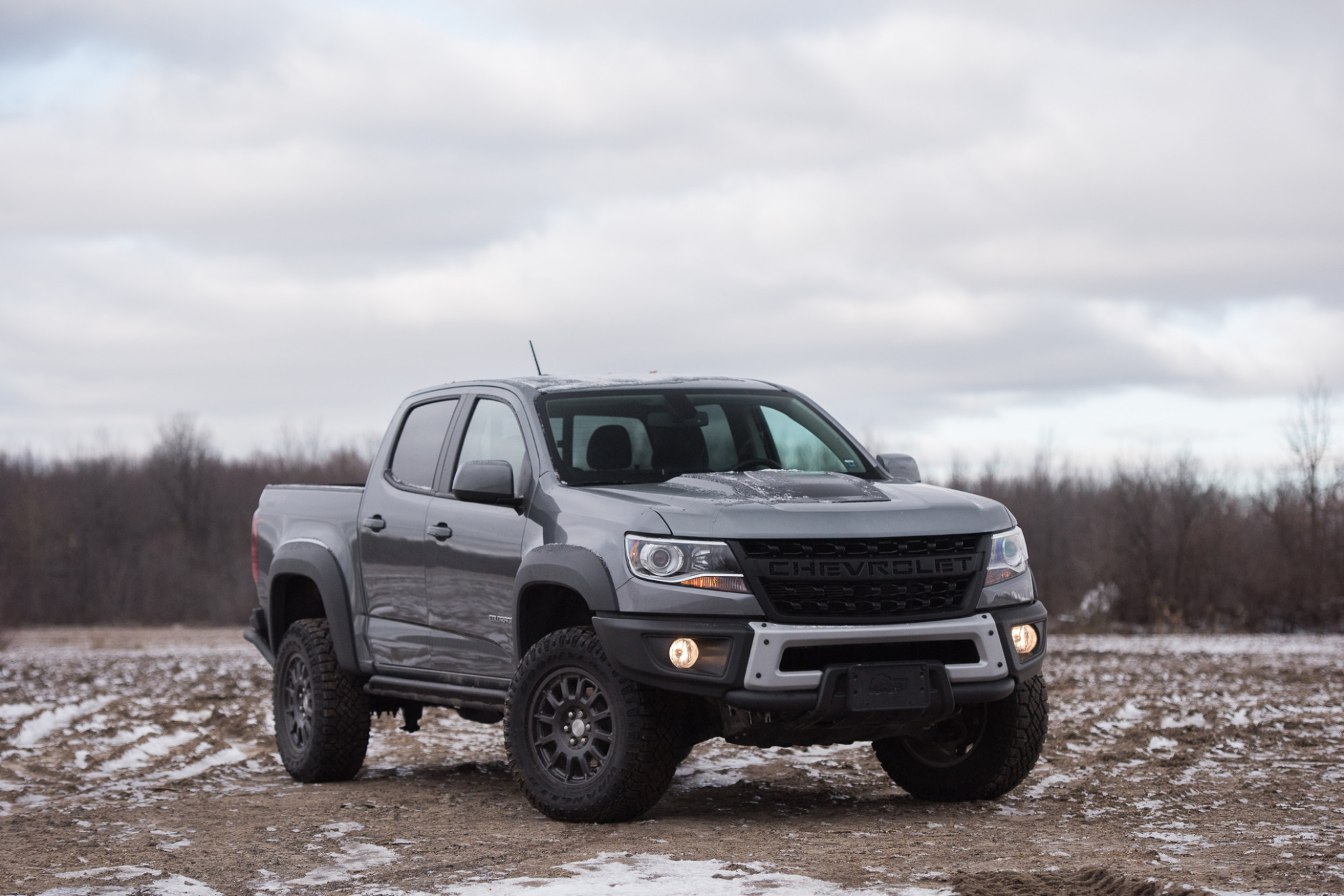 112 Chevrolet Colorado ZR12 Bison Will Follow You In Your Craziness | 2020 Chevrolet Zr2