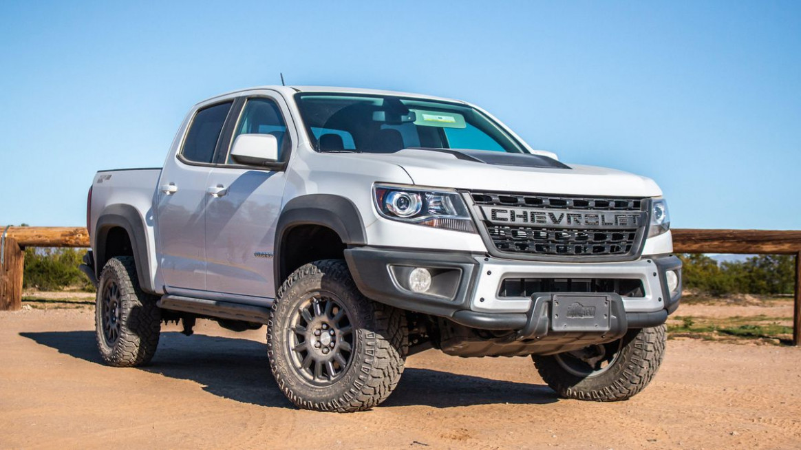 112 Chevy Colorado ZR12 Bison first drive review: An off-road ..