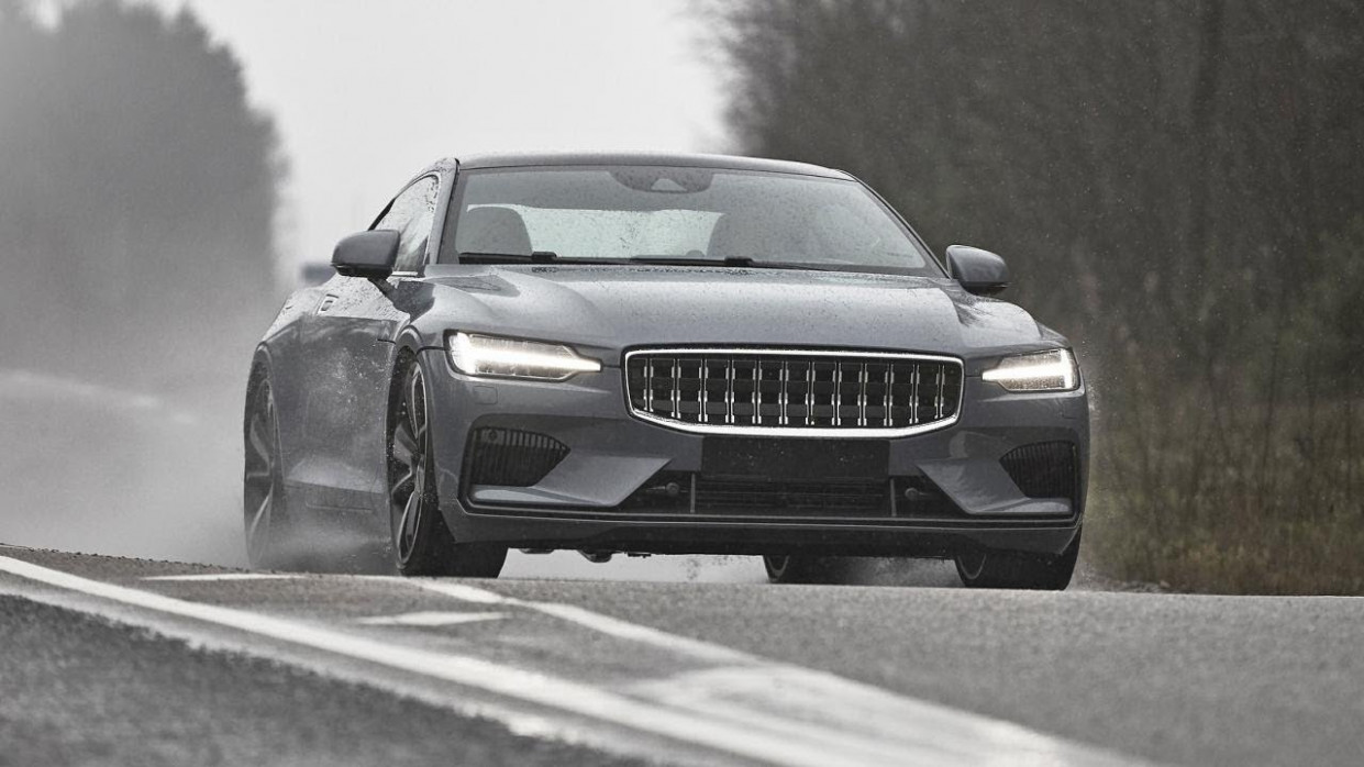 112 Polestar 12 - All-Electric Car From Volvo | 2020 Volvo Electric
