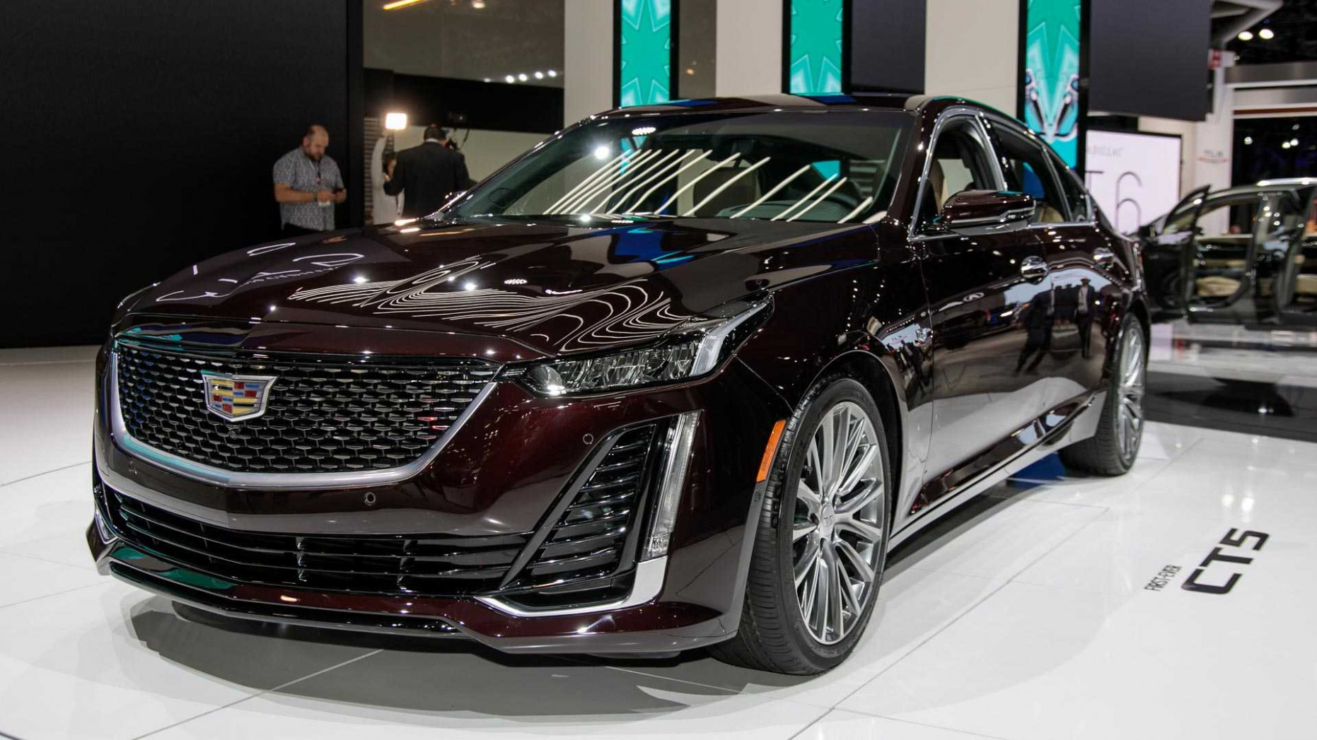 12 Cadillac CT12 Debuts, Says Goodbye To CTS [UPDATE]   2020 Cadillac Twin Turbo