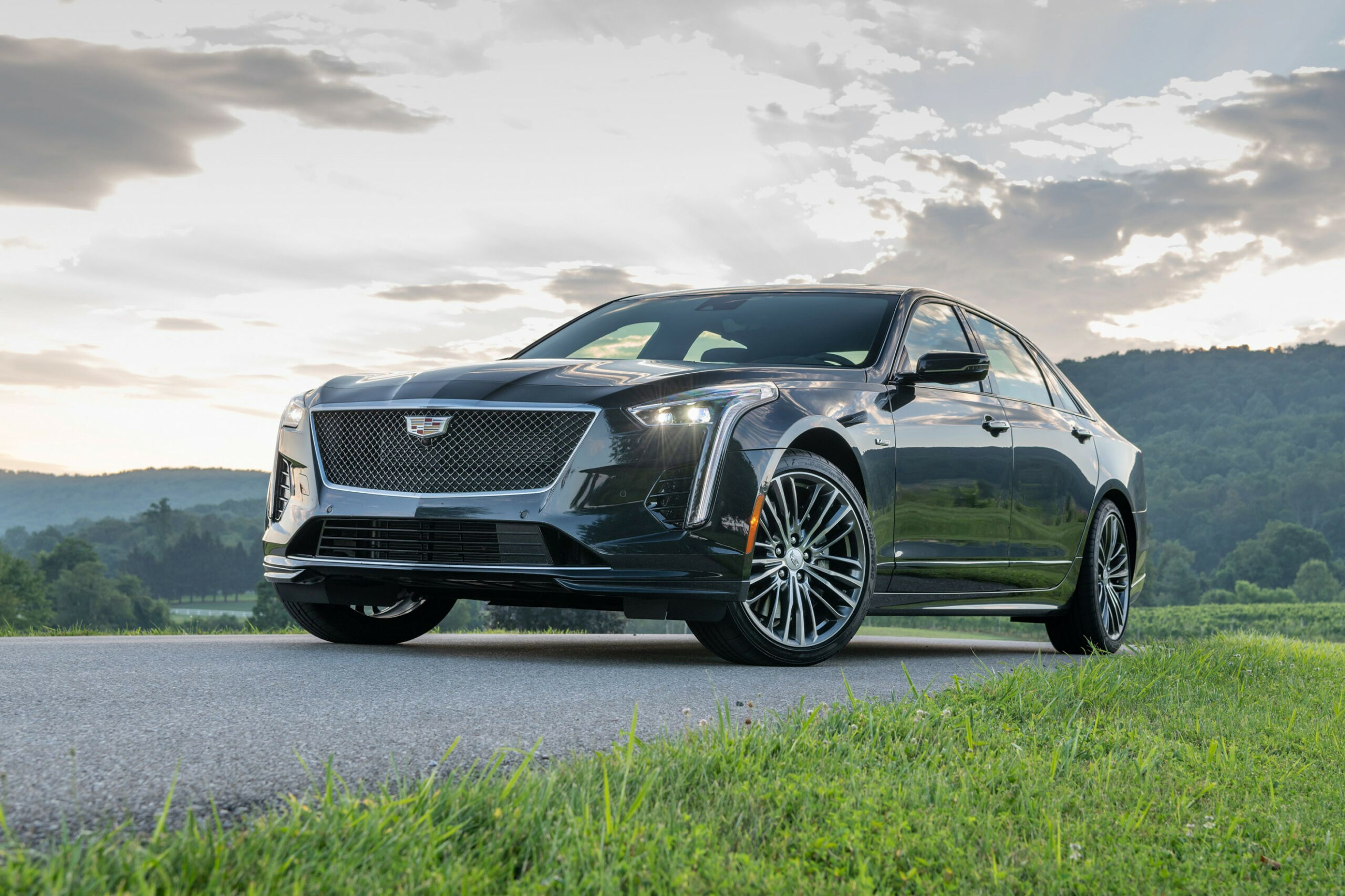 12 Cadillac CT12-V First Drive Review   2020 Cadillac Twin Turbo