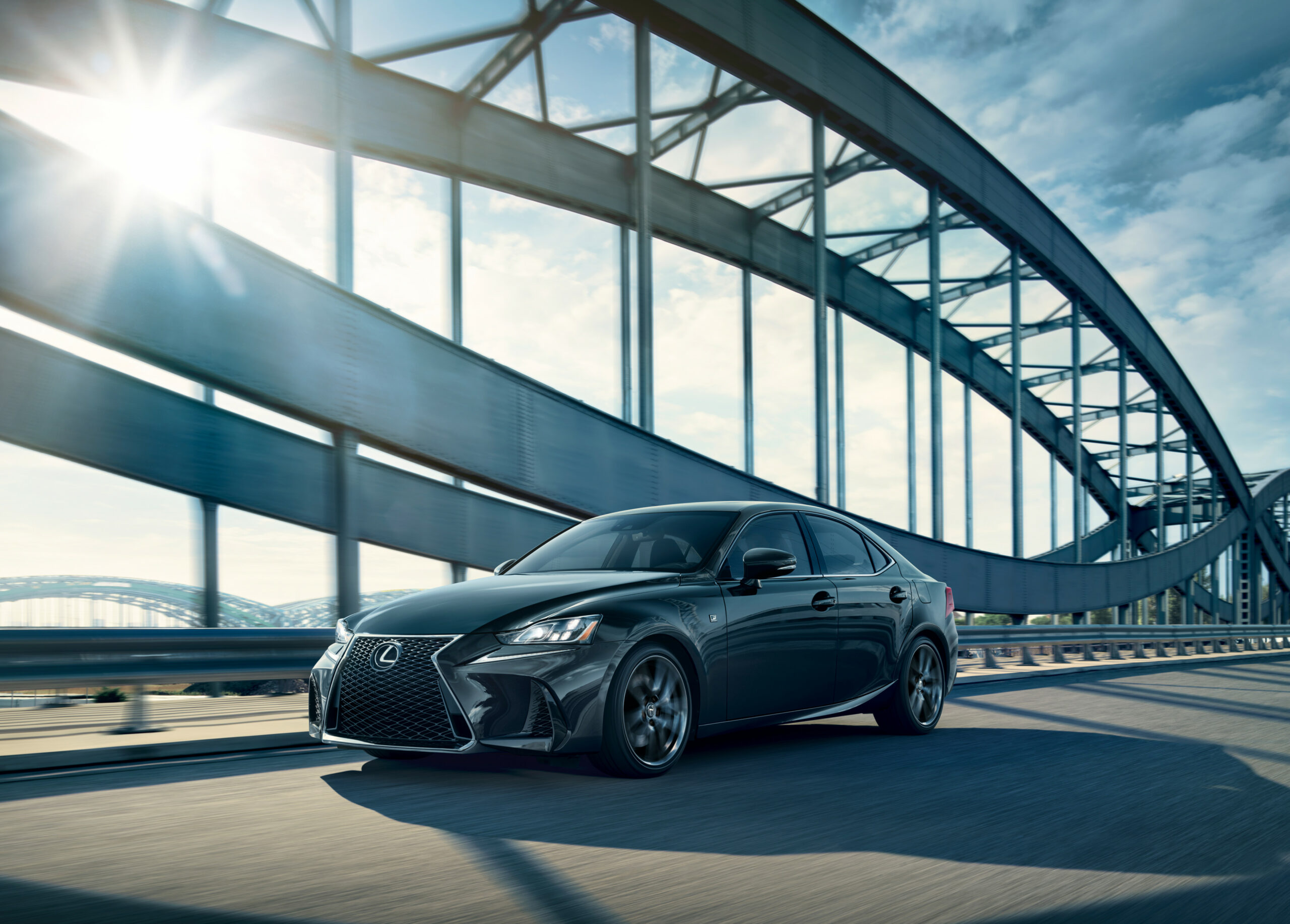 12 Lexus IS F Sport Blackline Special Edition limited to 12 ..