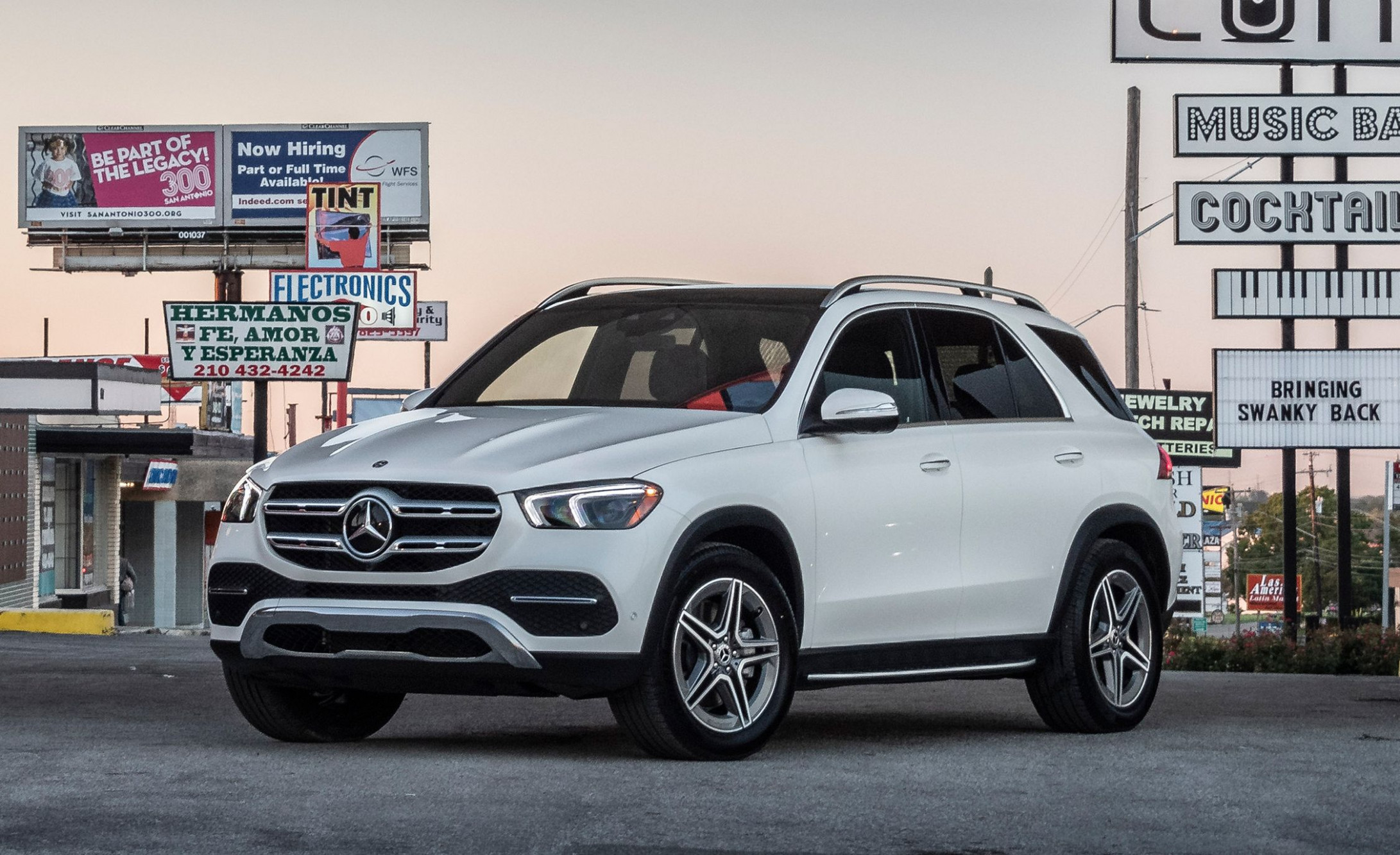 8 Mercedes-Benz GLE-class Pricing Announced – Four-Cylinder ..