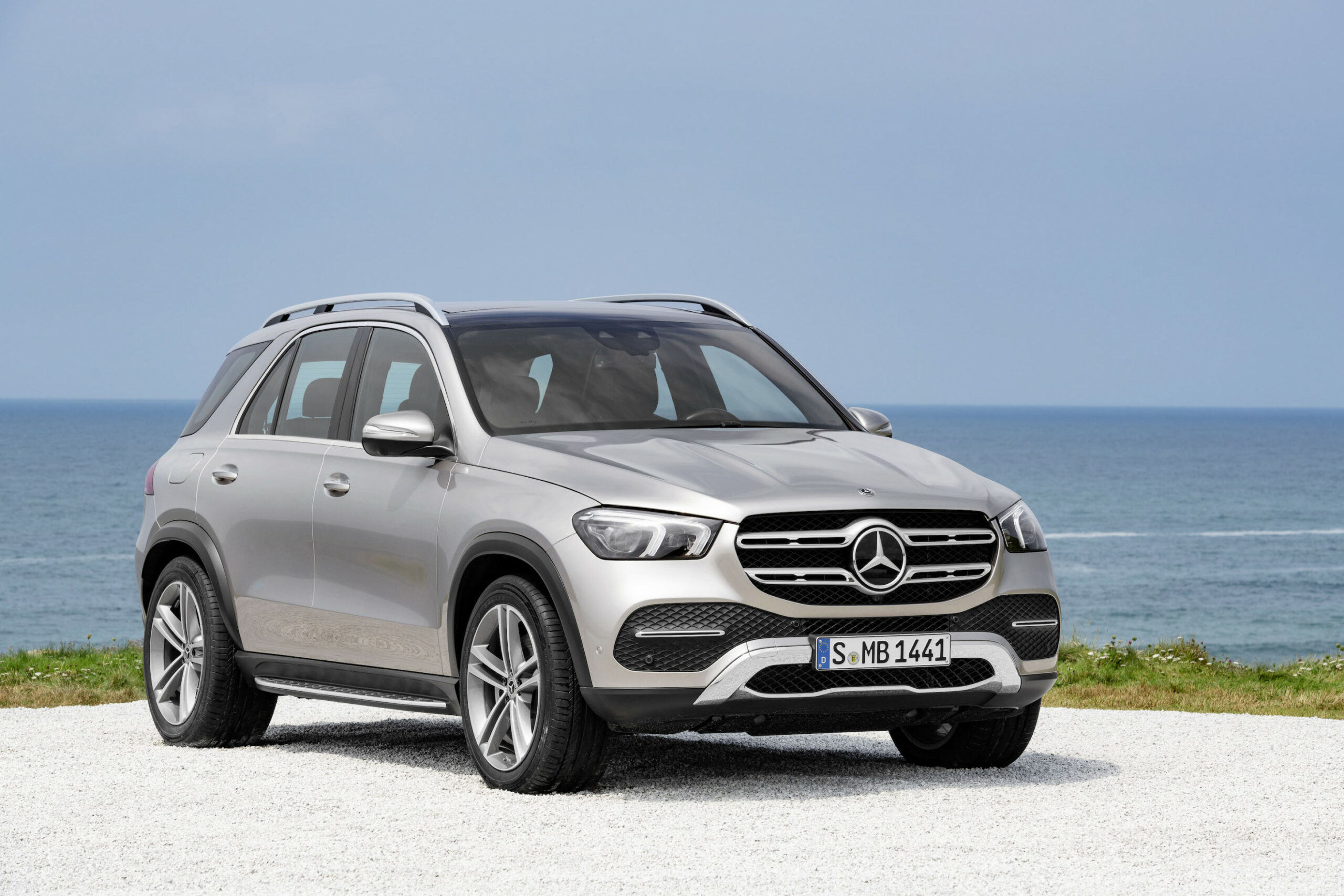 8 Things You Have To Know About The New 8 Mercedes-Benz GLE ..