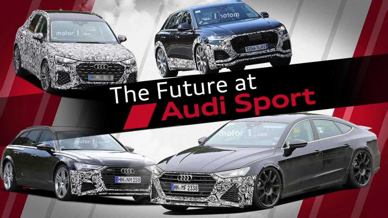 9 Audi Sport Model Guide: 9 New Vehicles Are Coming Fast | 2020 Audi Models