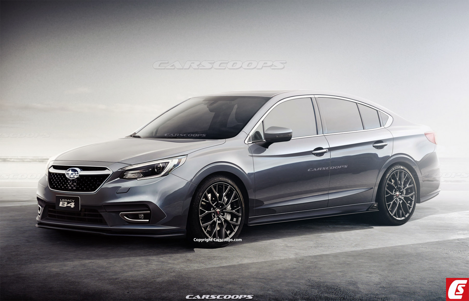 9 Subaru Legacy: Design, Technical Details And Everything Else ..