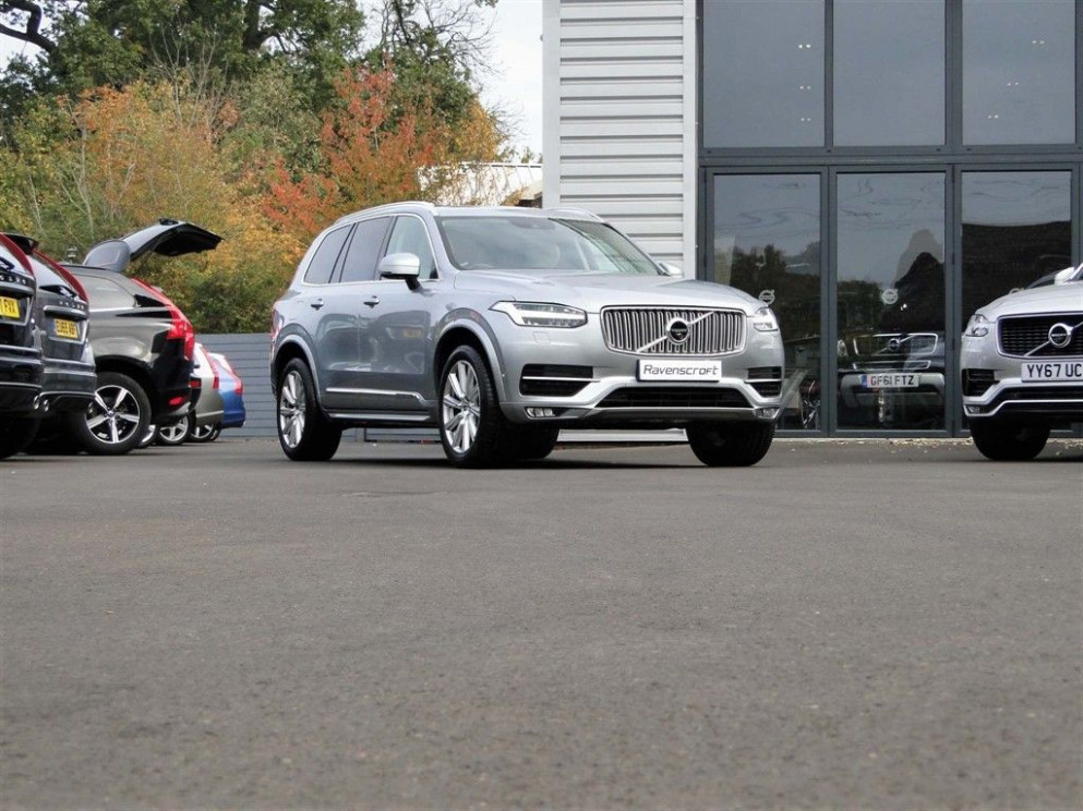 Approved Used Volvo XC8 for Sale in UK | RAC Cars | 2020 Volvo Cx90S