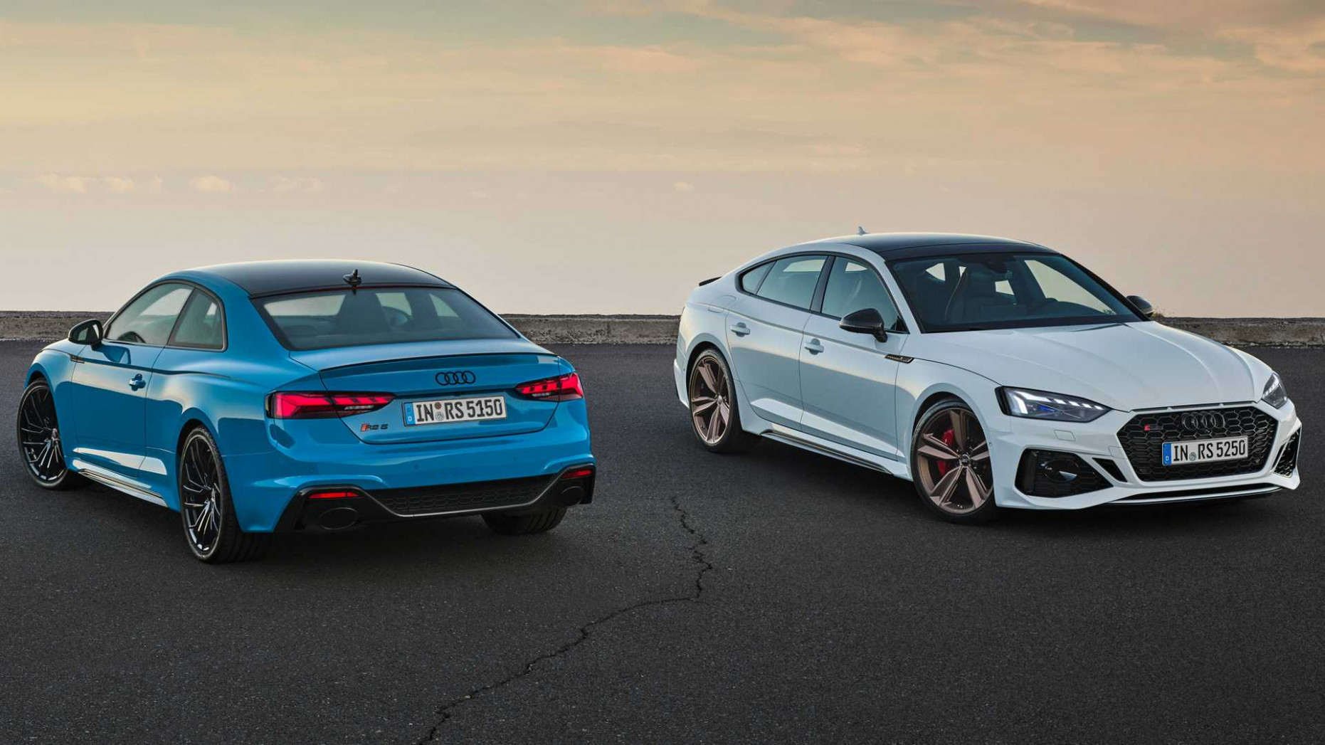 Audi RS 8 und RS 8 Sportback Facelift: Neuer Look, gleiche Power | 2020 Audi S5