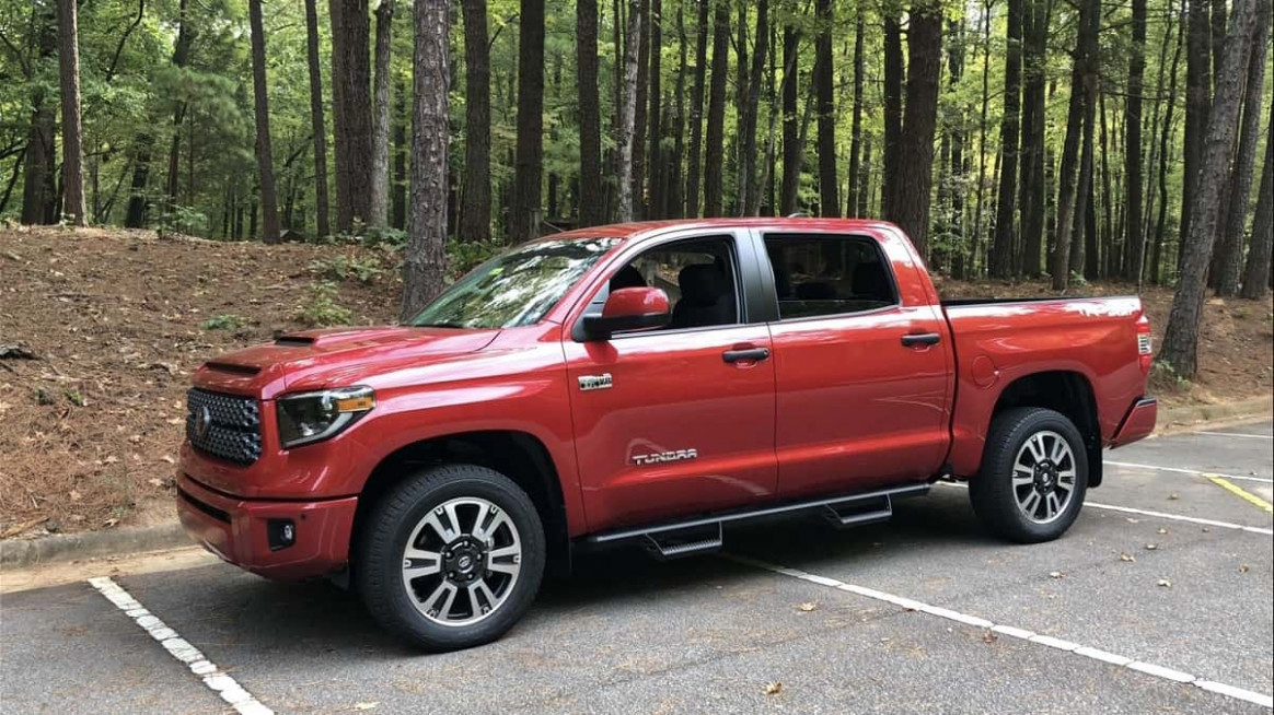 Big Reasons Why You May Just Want a 10 Toyota Tundra TRD Sport ...