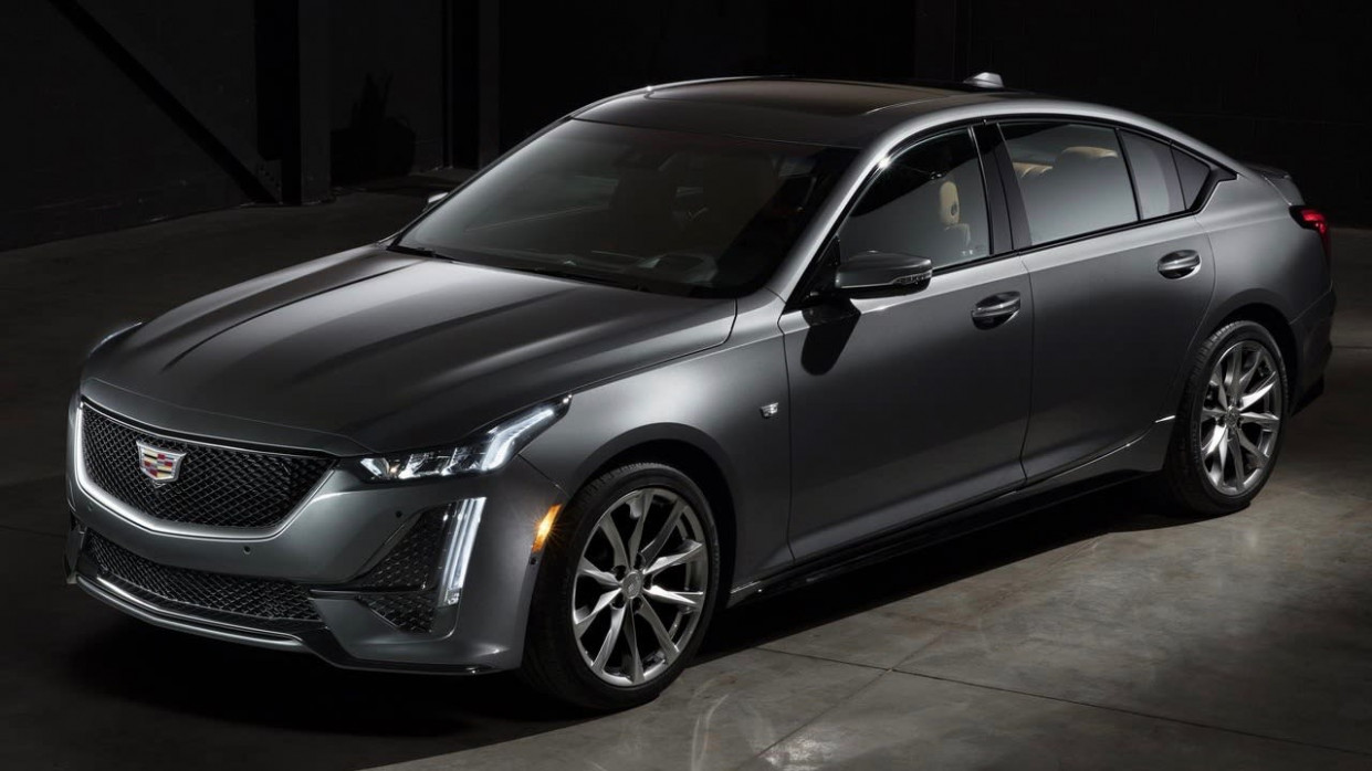 Cadillac CT12 12 revealed with twin-turbo V12 - Car News   CarsGuide   2020 Cadillac Twin Turbo