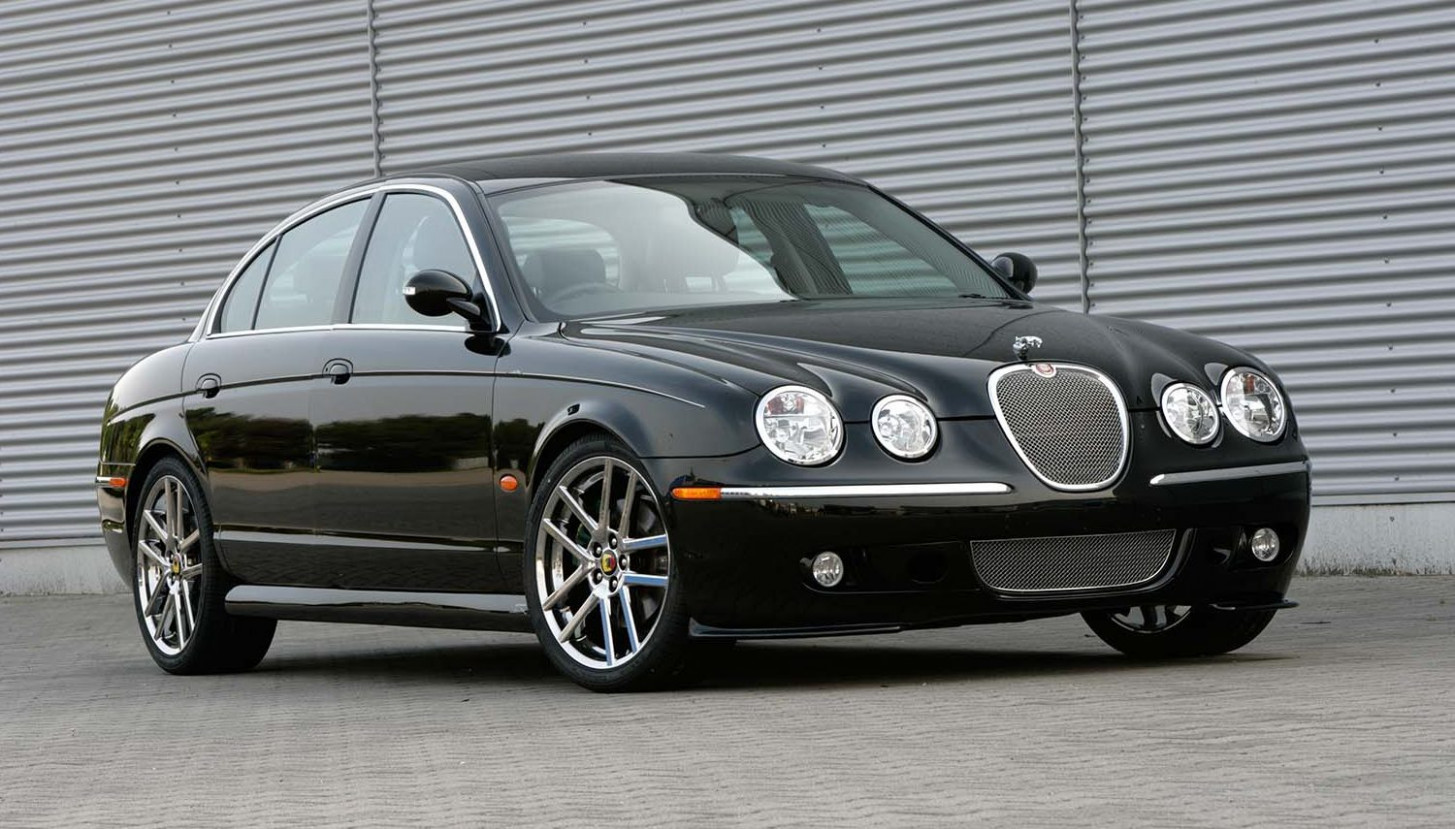 Jaguar S-Type tuning & exclusive refinement | Arden AJ 9 | 2020 Jaguar S Type