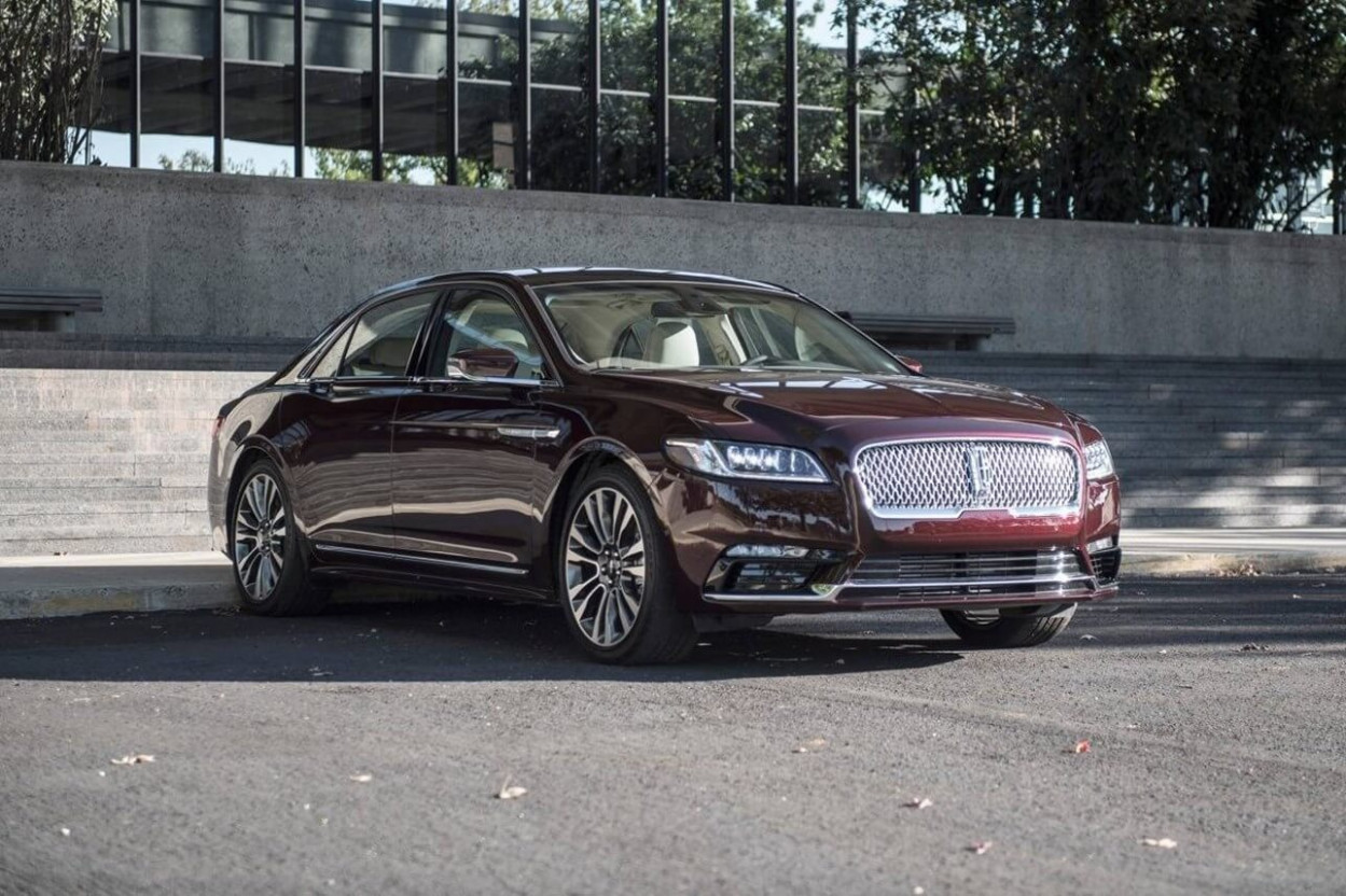 Lincoln: 11 Lincoln Town Car Luxury Sedan Unveiled - 11 ..
