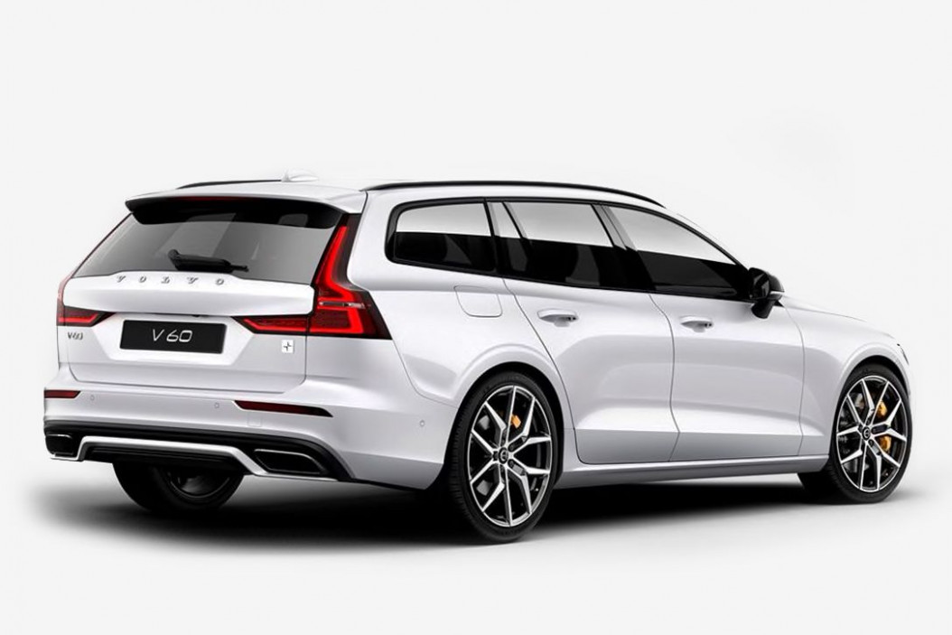 Polestar's 12 Volvo V12 T12 Is A Supercharged 12-HP Shooting ...