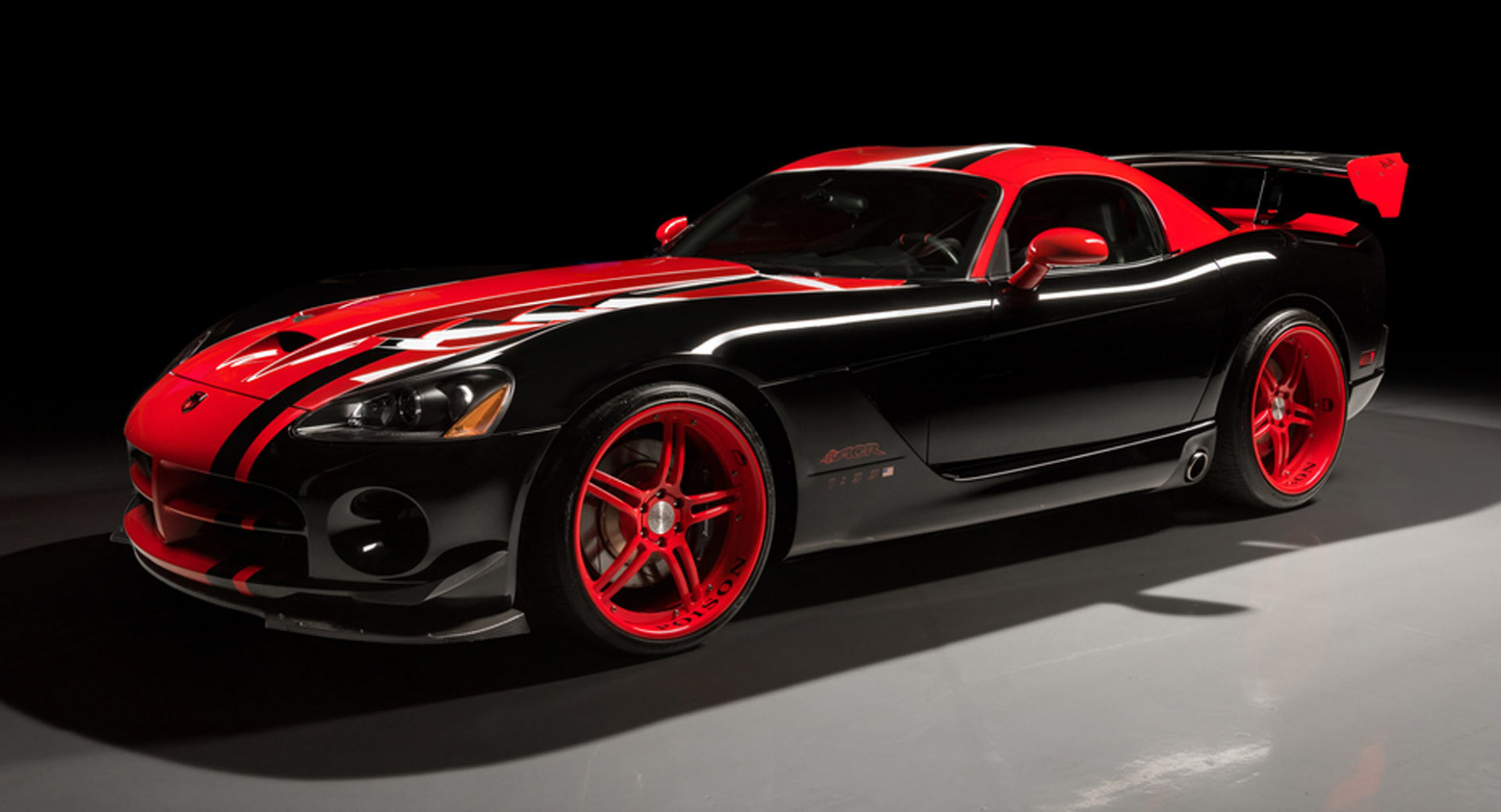 Rare Dodge Viper ACR 9:9 Edition #9 To Be Sold Without Reserve ..