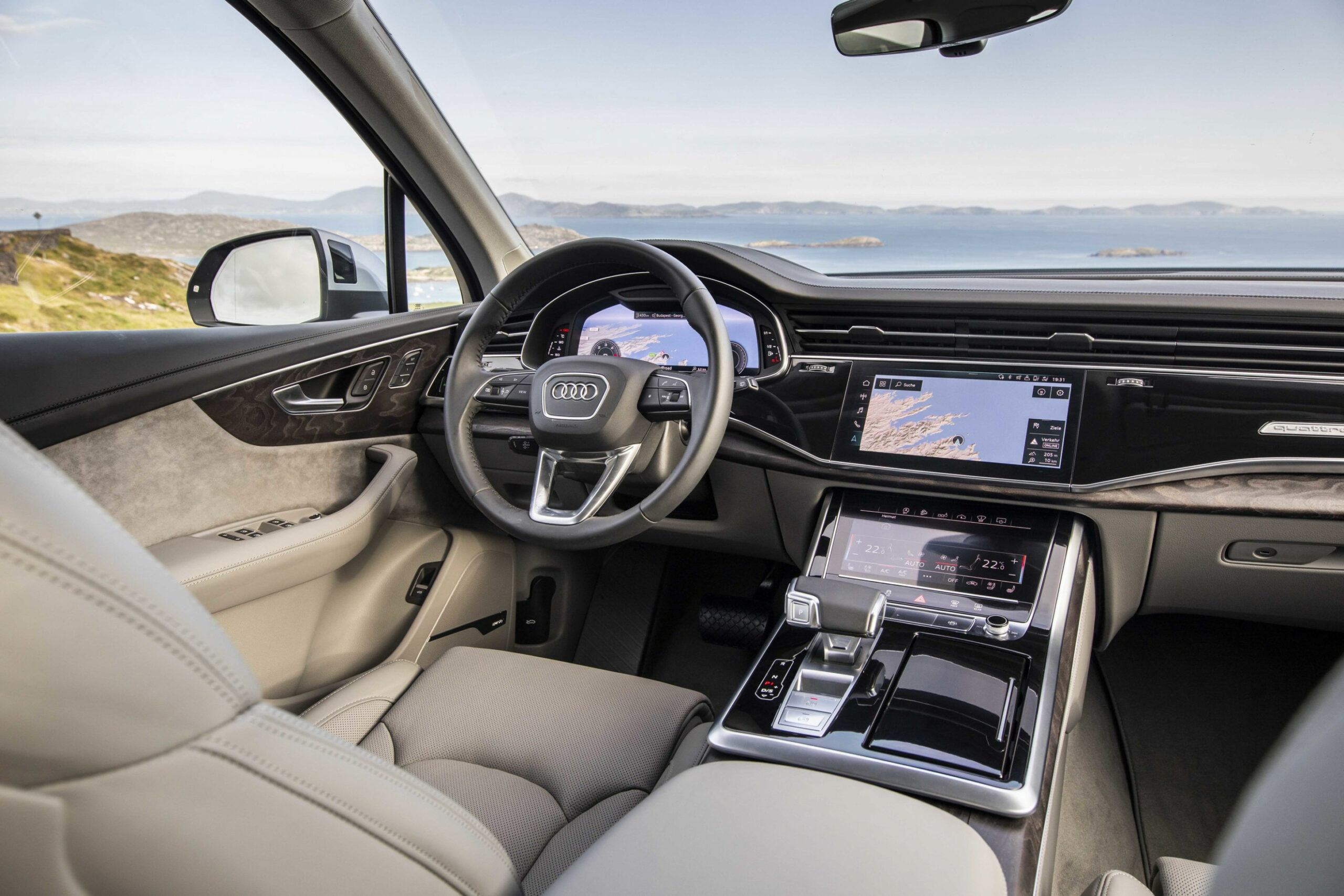 Sneak peek at the new 11 version of the Audi Q11 - Esquire Middle ..