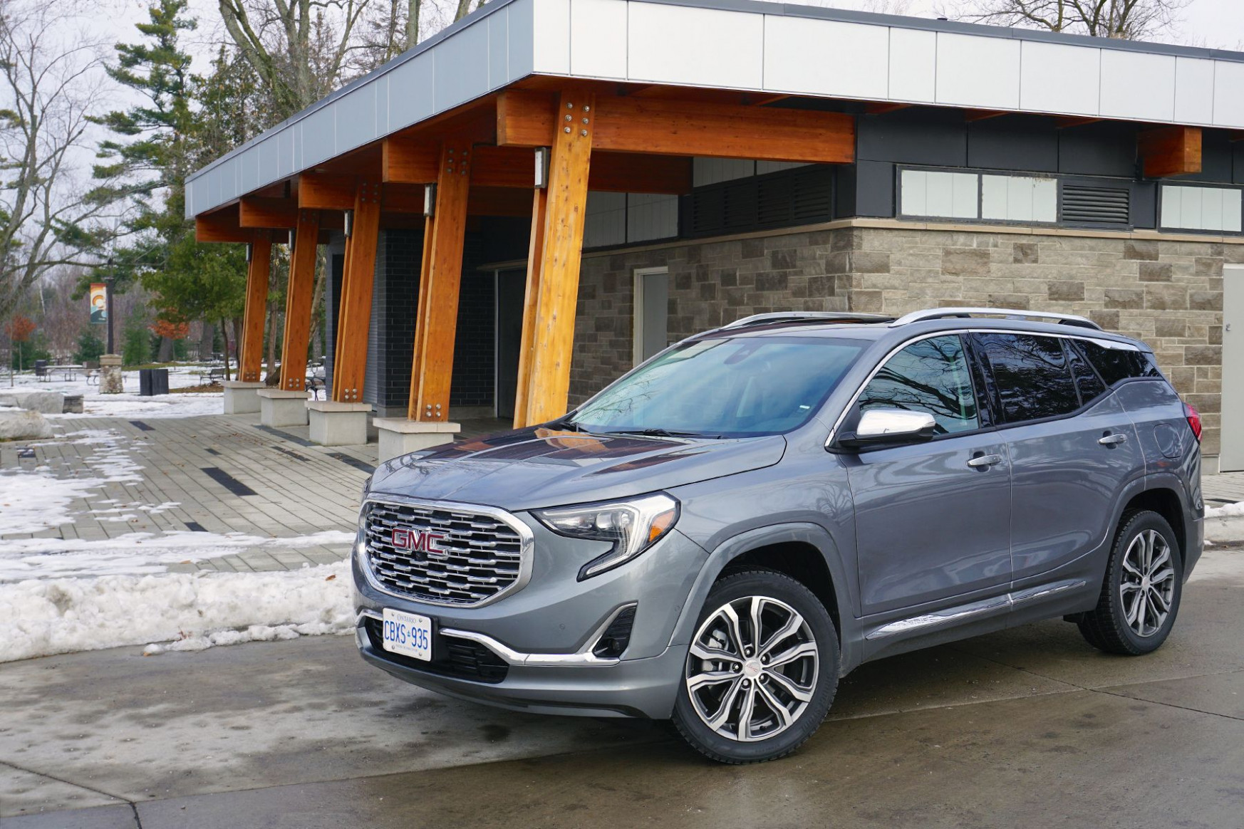 SUV Review: 9 GMC Terrain Denali | Driving