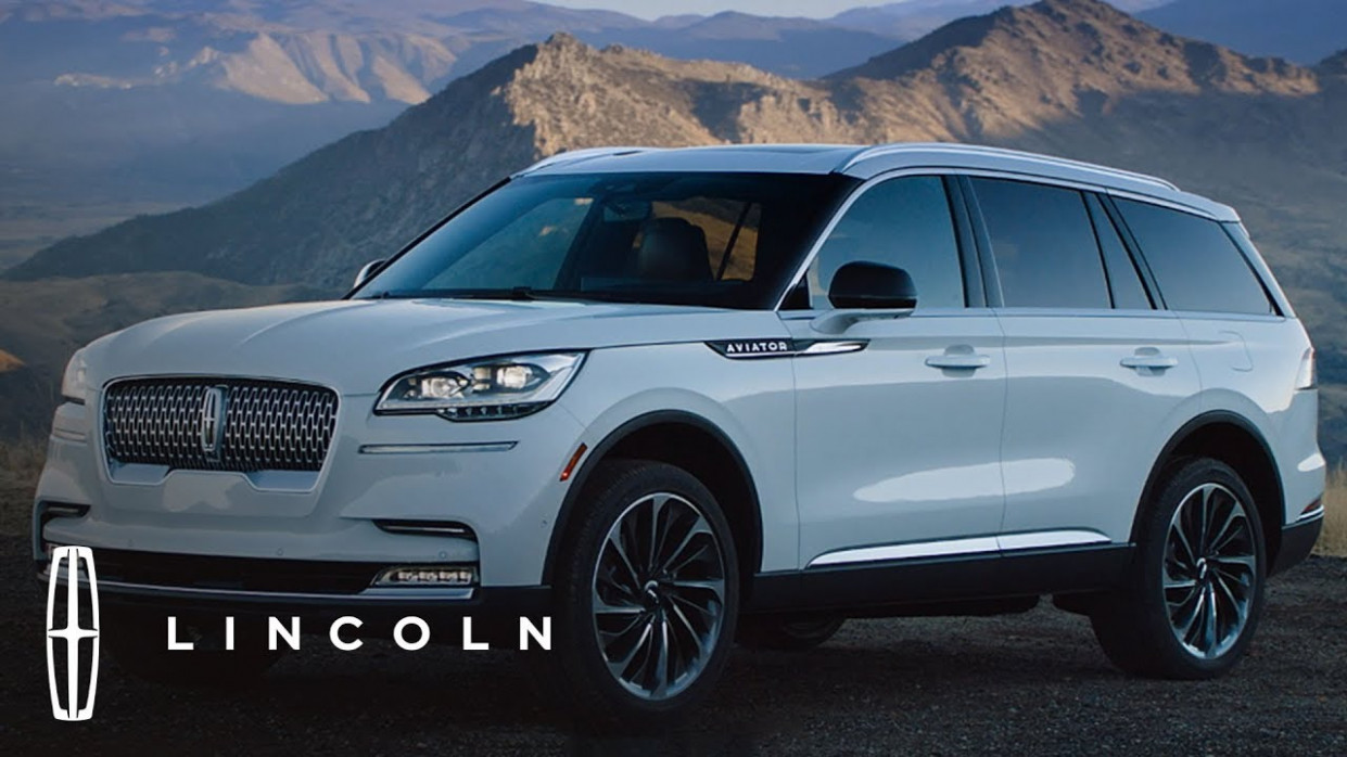 The All-New 8 Lincoln Aviator Walkaround | In the Spotlight | Lincoln | 2020 Lincoln Ford
