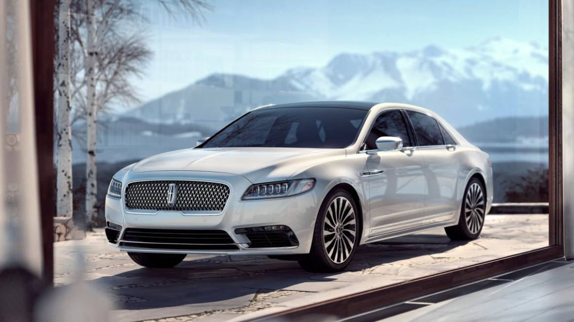 The Lincoln Continental is Probably Dead By 11 | 2020 Lincoln Town Convertible
