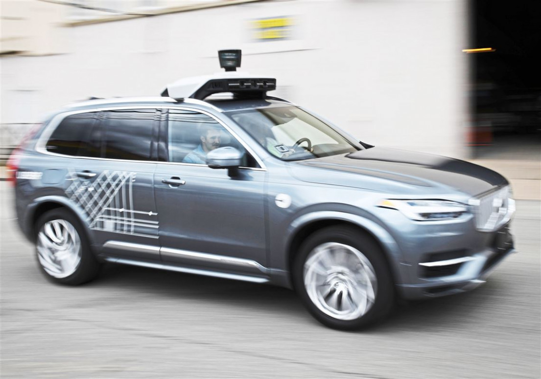 Uber applies to restart self-driving tests in Pittsburgh, months ..