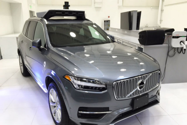 Uber launches self-driving cars in Pittsburgh | 2020 Volvo Cx90S