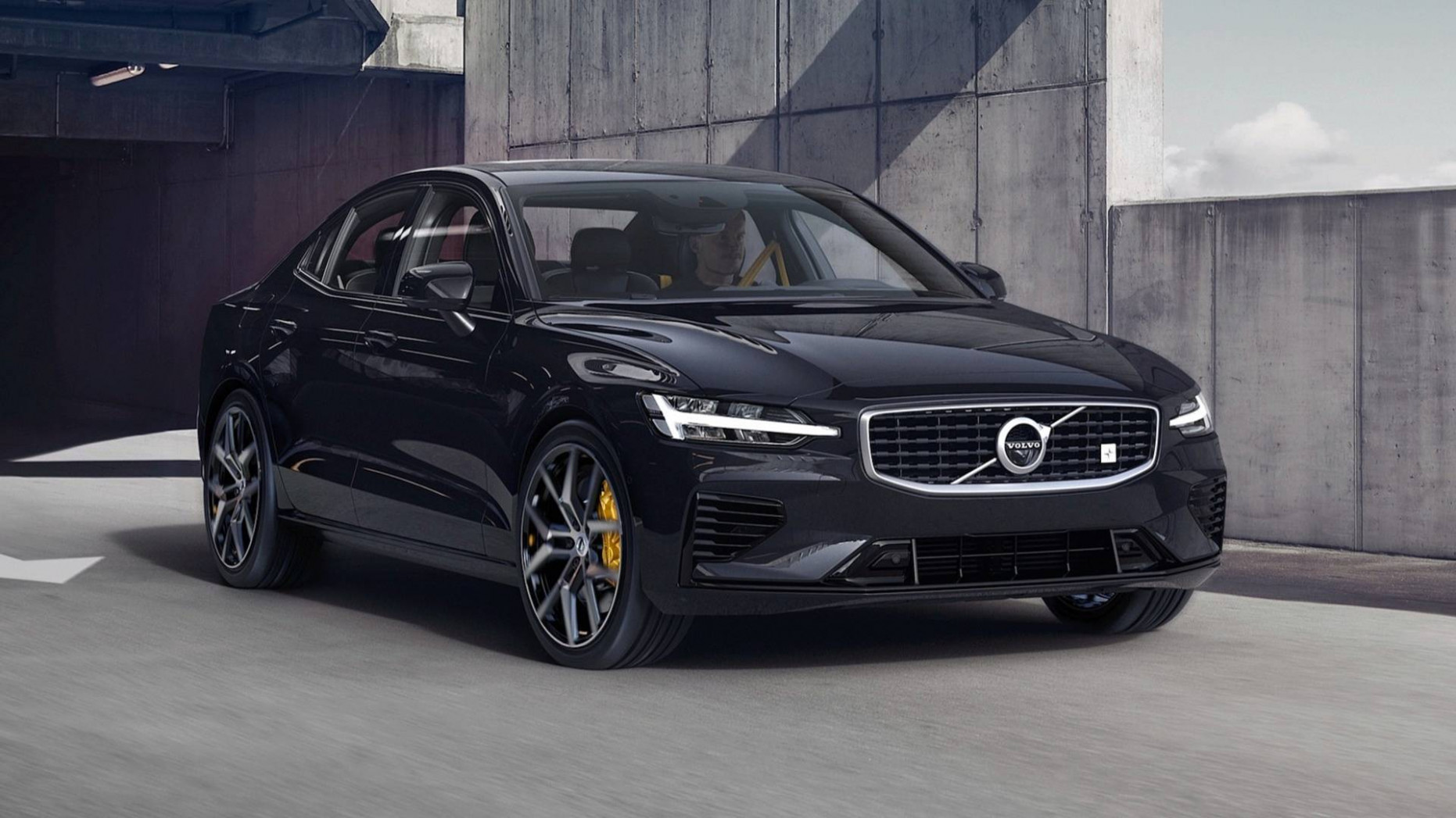 Volvo S12 Polestar Engineered Limited To 12 Examples In U.S