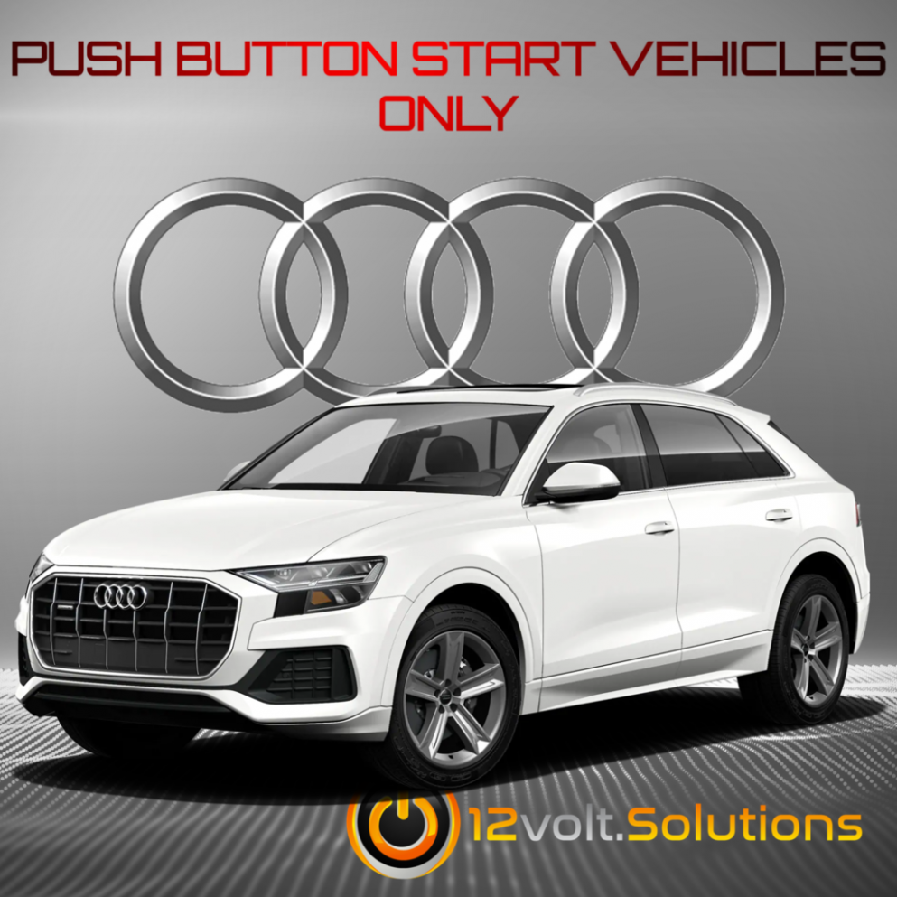 4-4 Audi Q4 Plug and Play Remote Start Kit | 4Volt