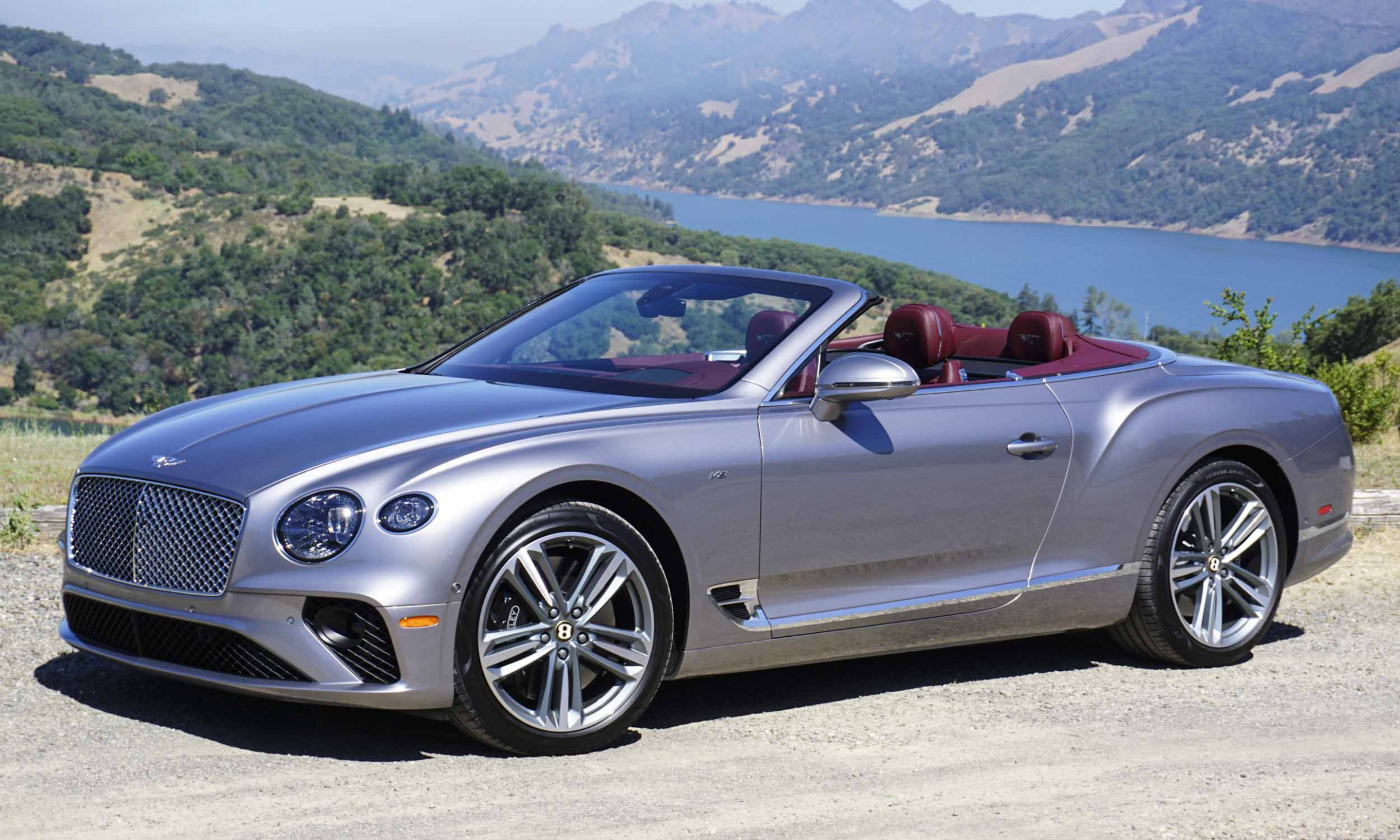 4 Bentley Continental GT V4: First Drive Review - » AutoNXT
