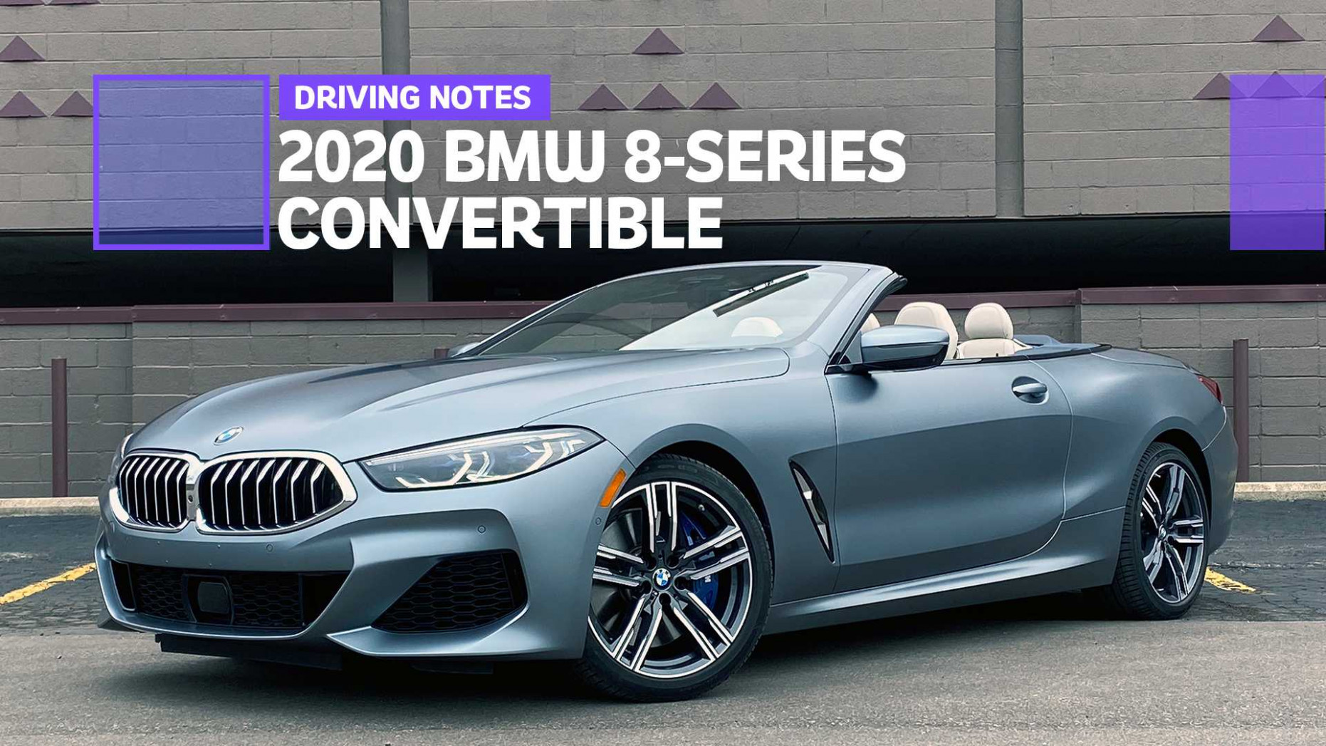 4 BMW 4i Convertible Driving Notes: Capable Cruiser | 2020 BMW Convertible