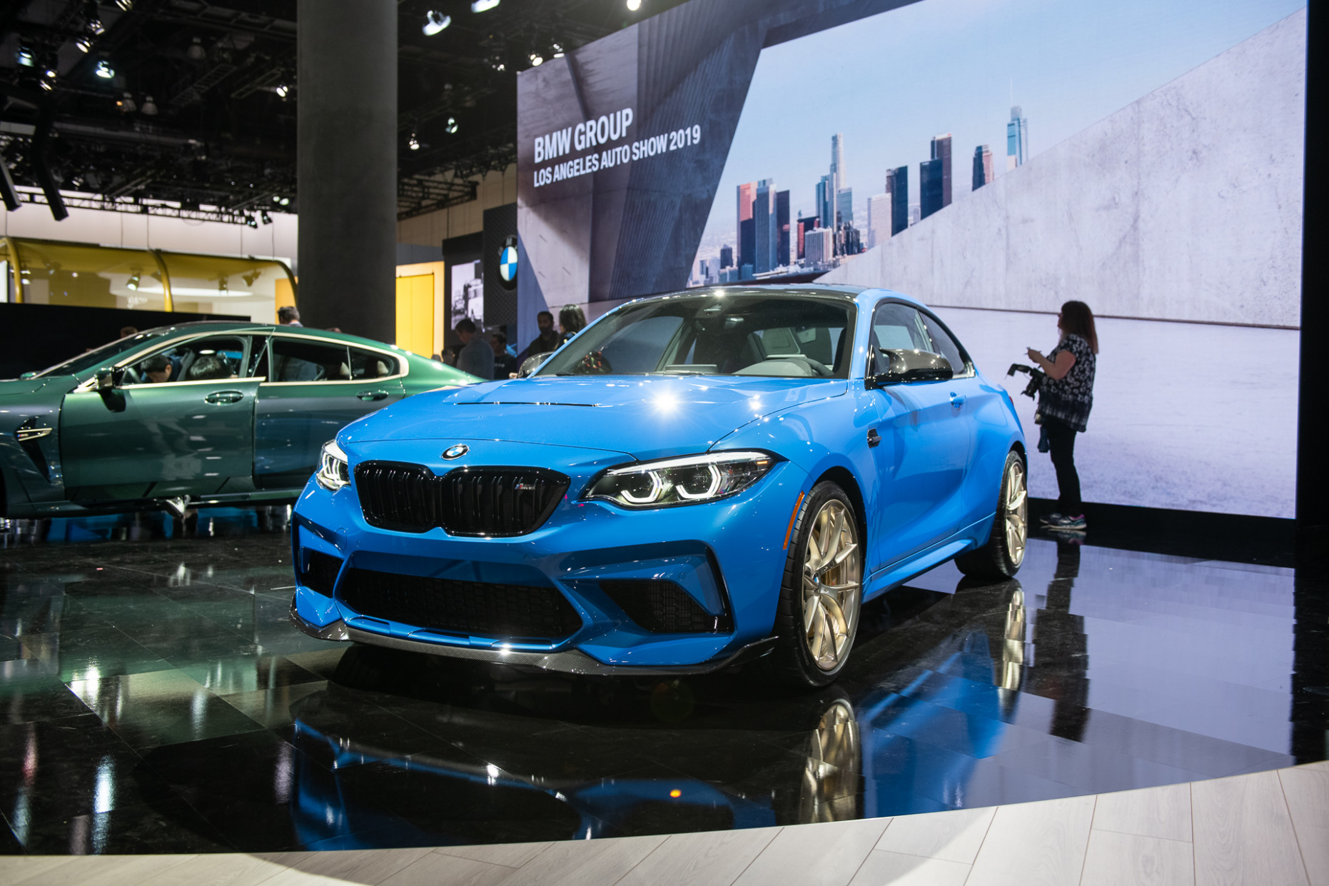 4 BMW M4 CS arrives as limited edition for enthusiasts   2020 BMW M2