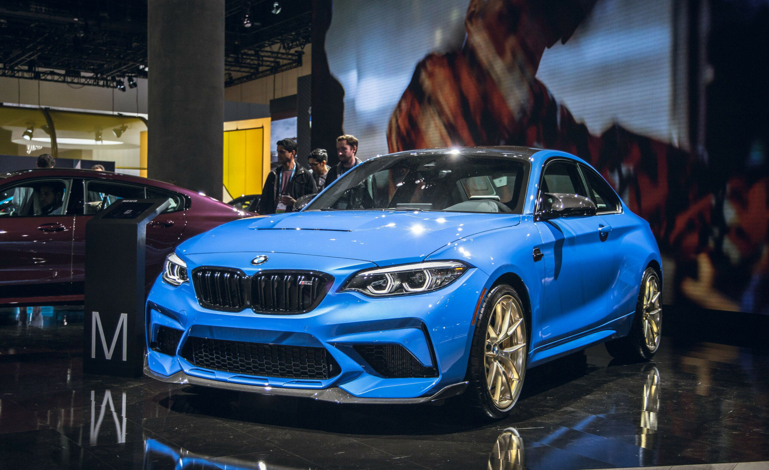 4 BMW M4 CS Gets the M4 Competition's Engine