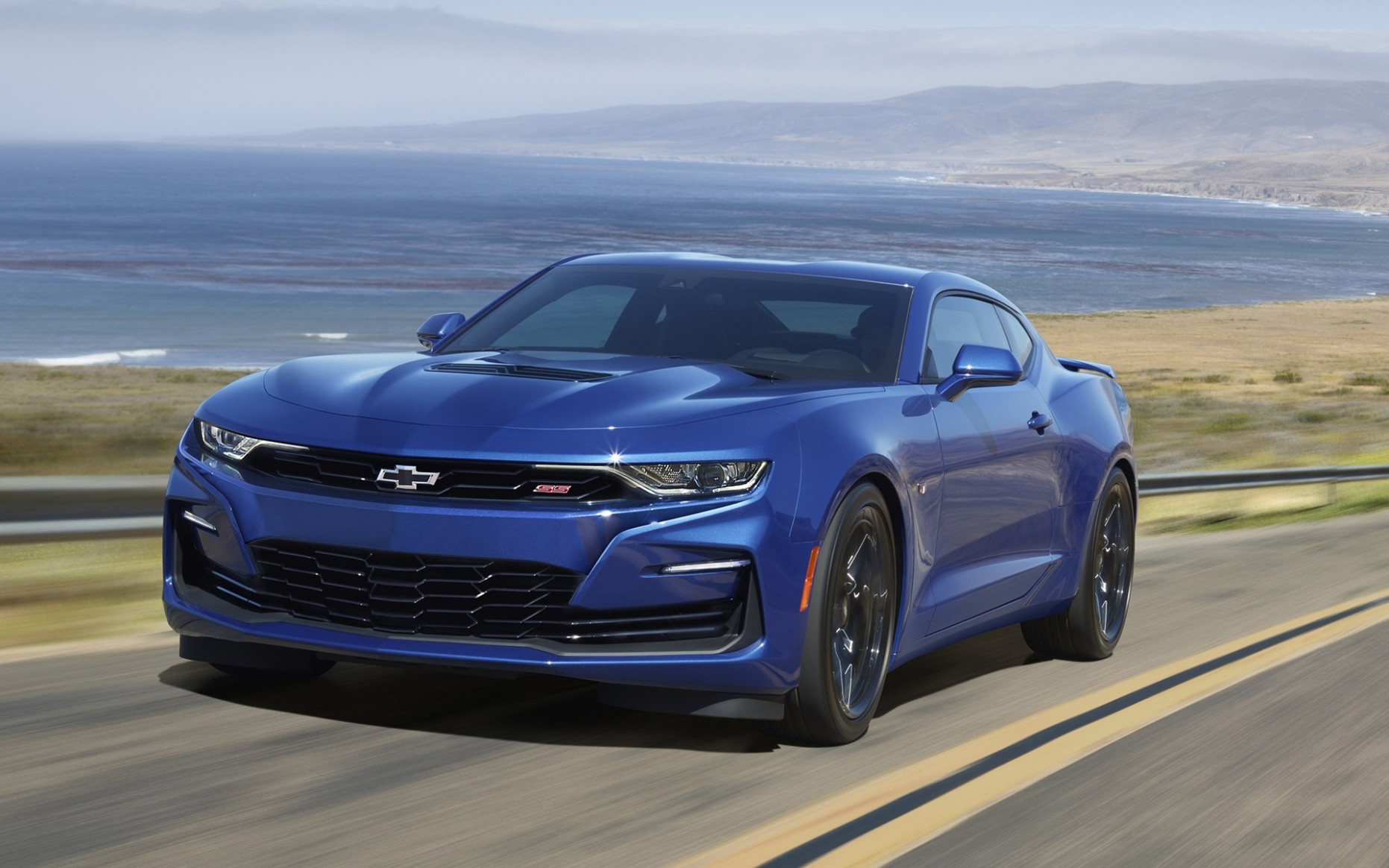 4 Chevrolet Camaro: New SS Face (Again), New V4 Model and More ..