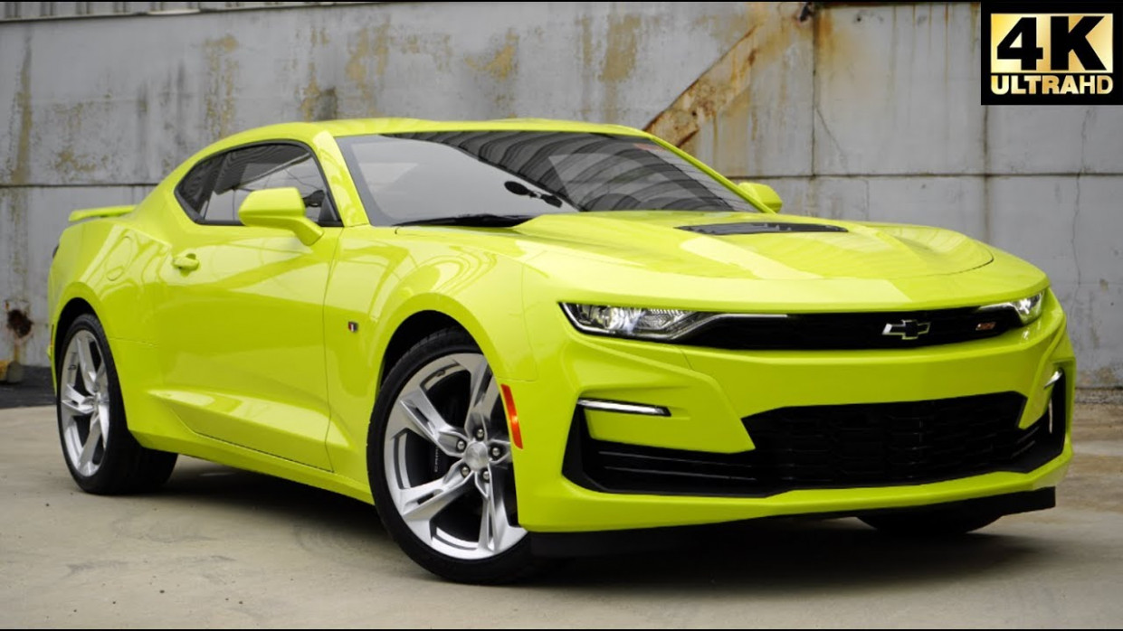 4 Chevrolet Camaro SS Review | It's Back & Better Than Before