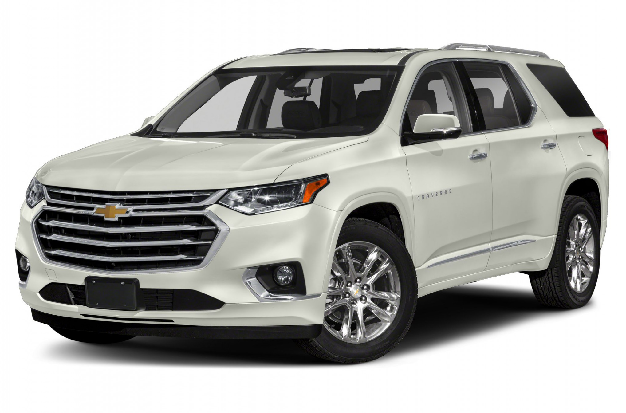 4 Chevrolet Traverse High Country All-wheel Drive Pricing and Options   2020 Chevrolet Traverse Msrp