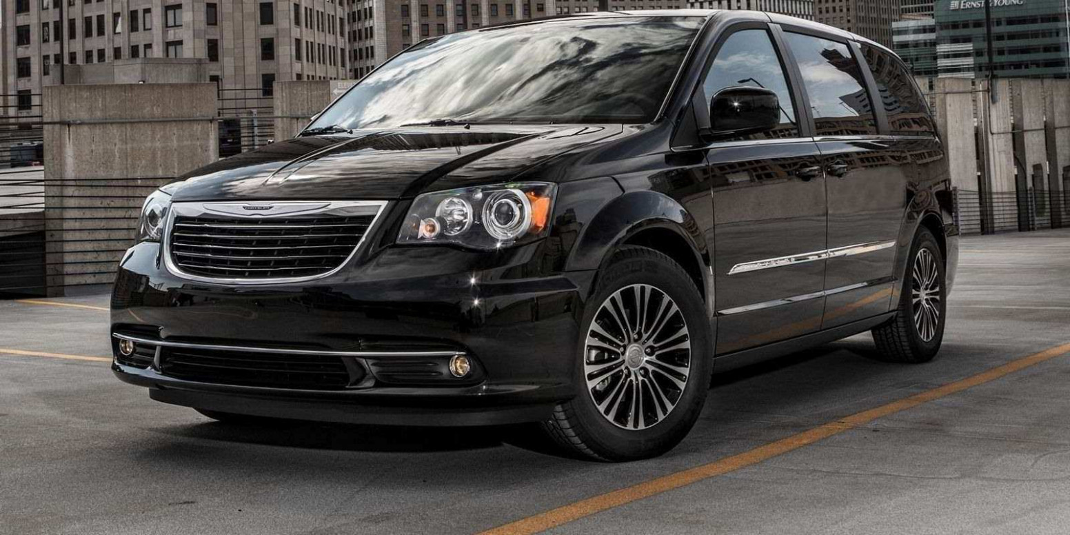 2020 Chrysler Town And