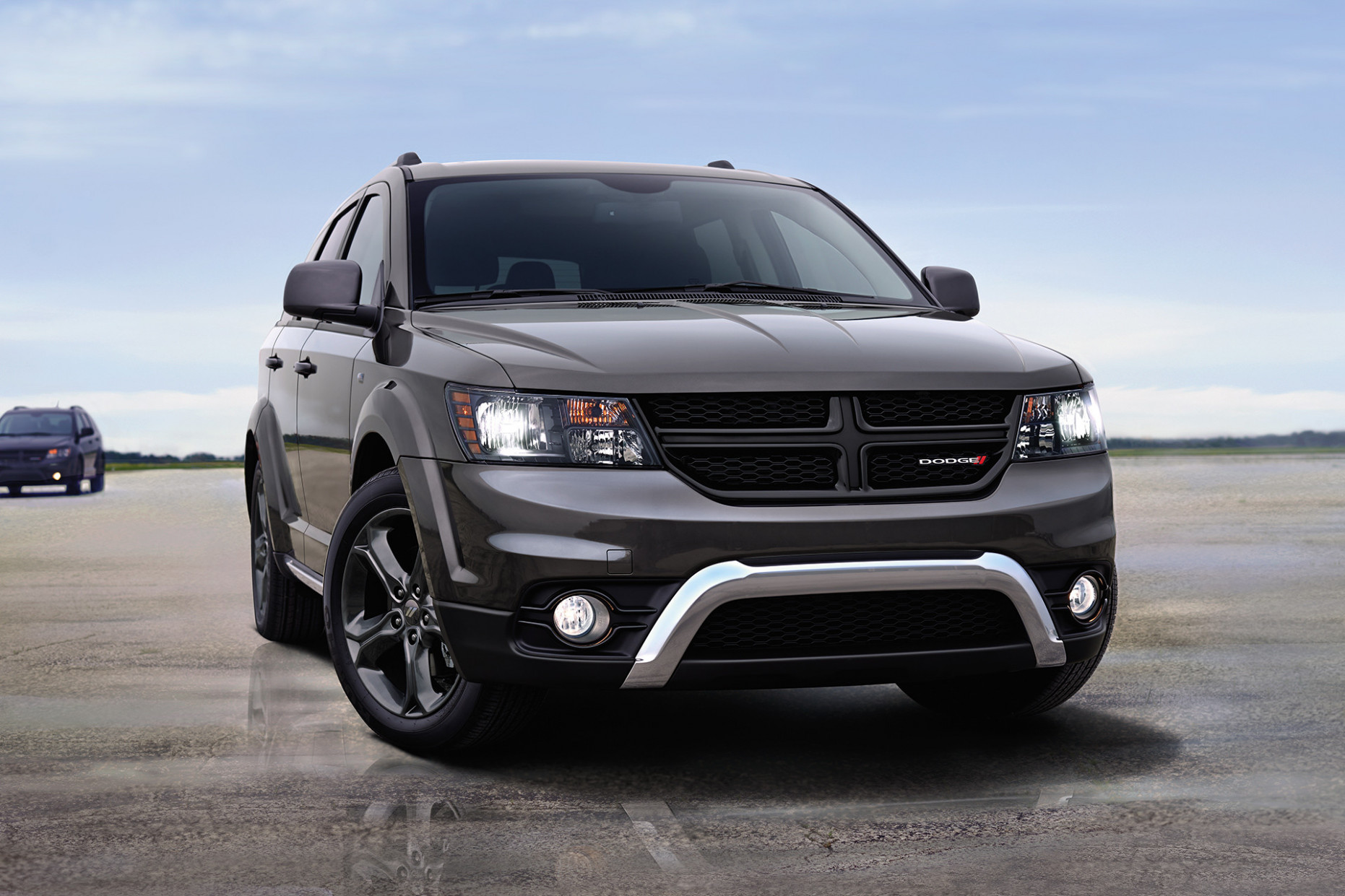 4 Dodge Journey - Crossover SUV | Dodge Canada