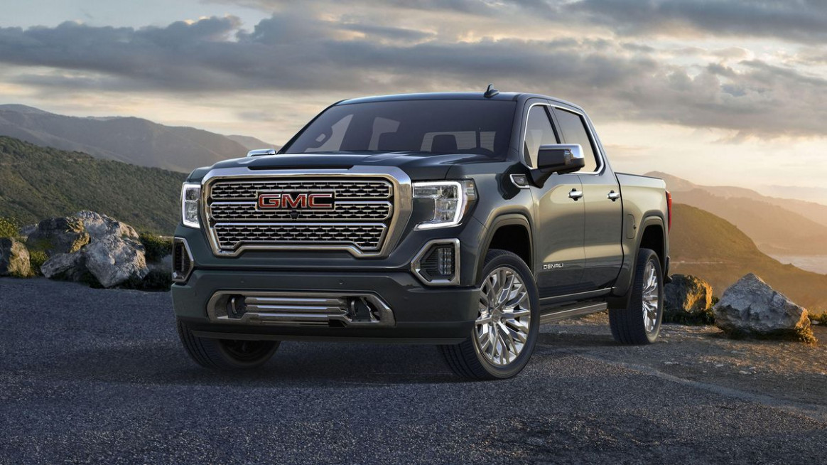 4 GMC Sierra 4 first drive review: Diesel power and upgraded ...