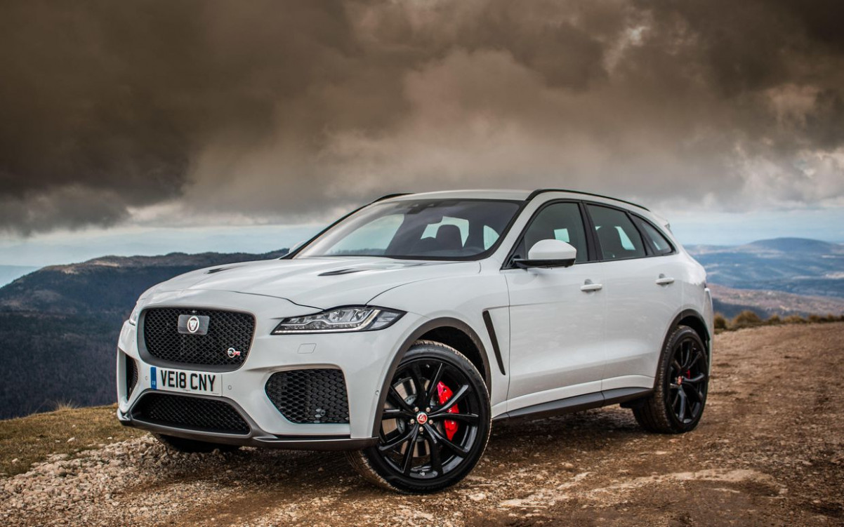 4 Jaguar F-Pace reviews, news, pictures, and video - Roadshow