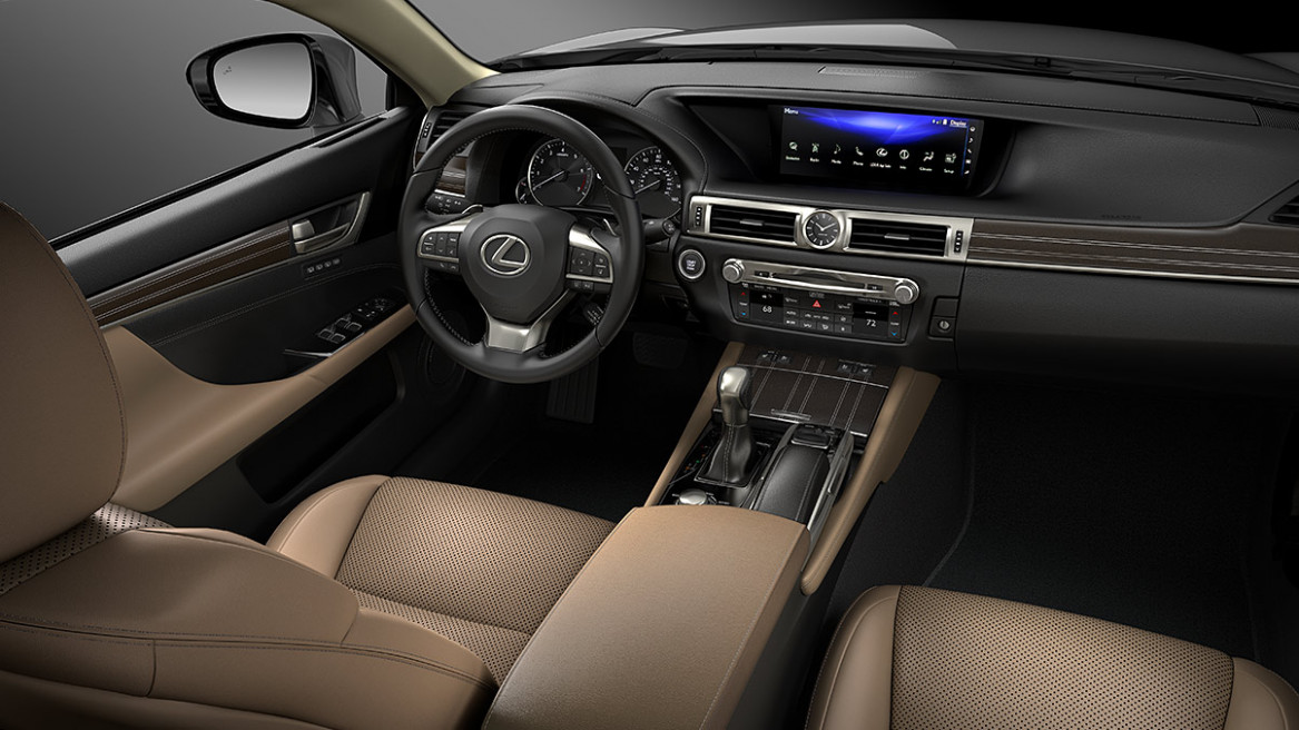 4 Lexus GS Luxury Sedan | Lexus.com