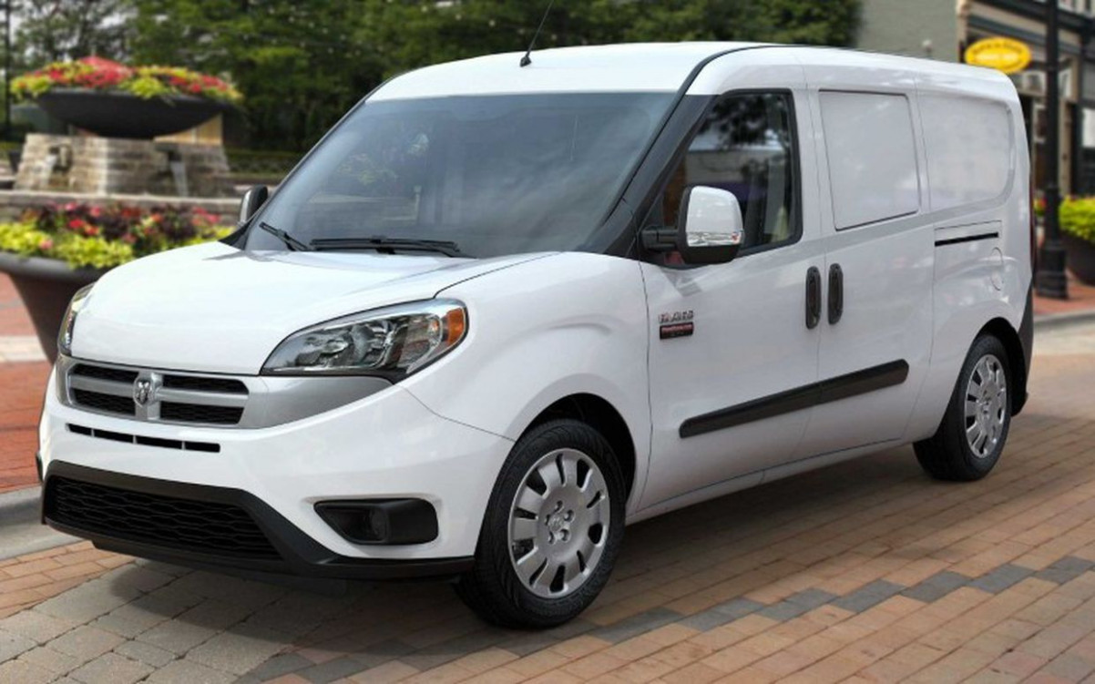 4 Ram ProMaster City Cargo Van reviews, news, pictures, and ..