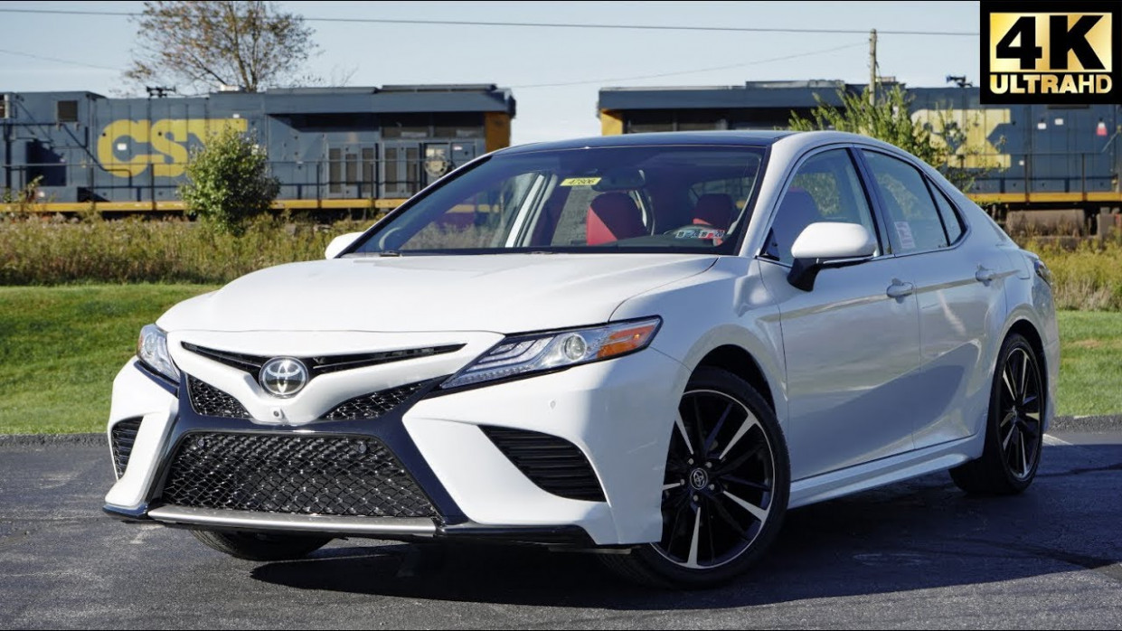 4 Toyota Camry Review | One MAJOR Change