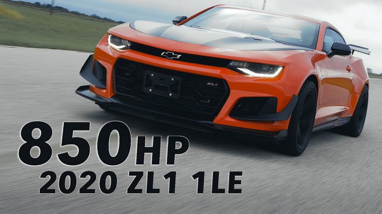 5 - 5 ZL5 Camaro HPE5 Upgrade | Hennessey Performance