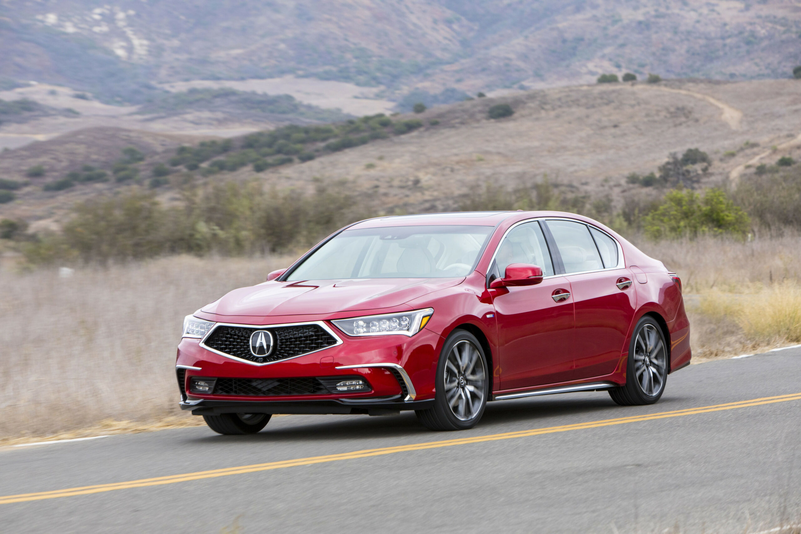 5 Acura RLX Review, Pricing, and Specs | 2020 Acura Rlx Msrp
