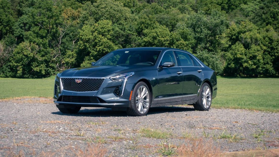 5 Cadillac CT5 first drive review: Going out with a Blackwing ..