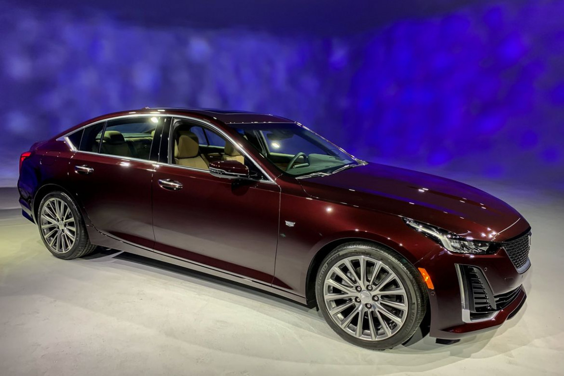 5 Cadillac CT5 Makes a Classy, Comfy Case for Luxury Sports ..