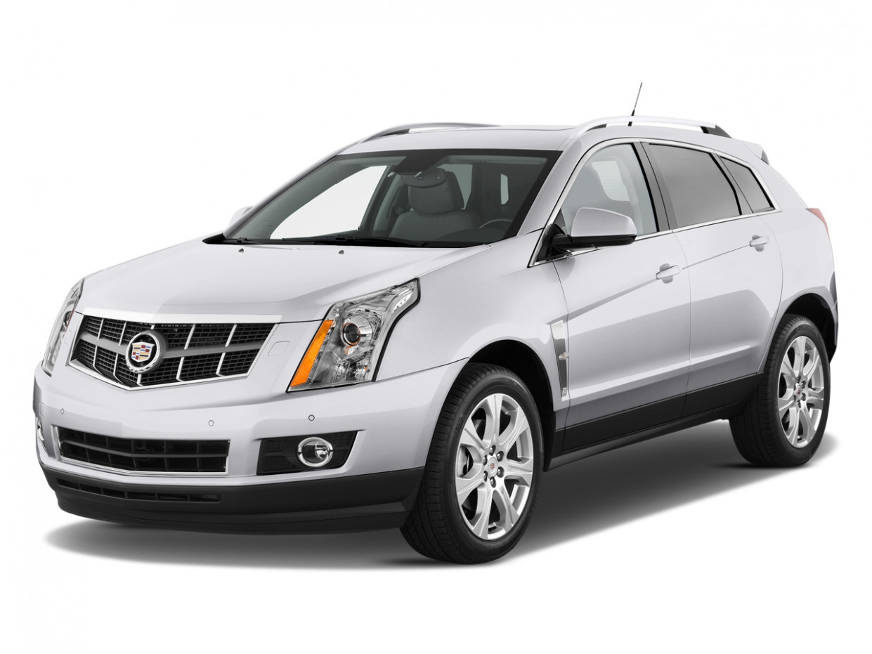 5 Cadillac SRX Review, Ratings, Specs, Prices, and Photos - The ..