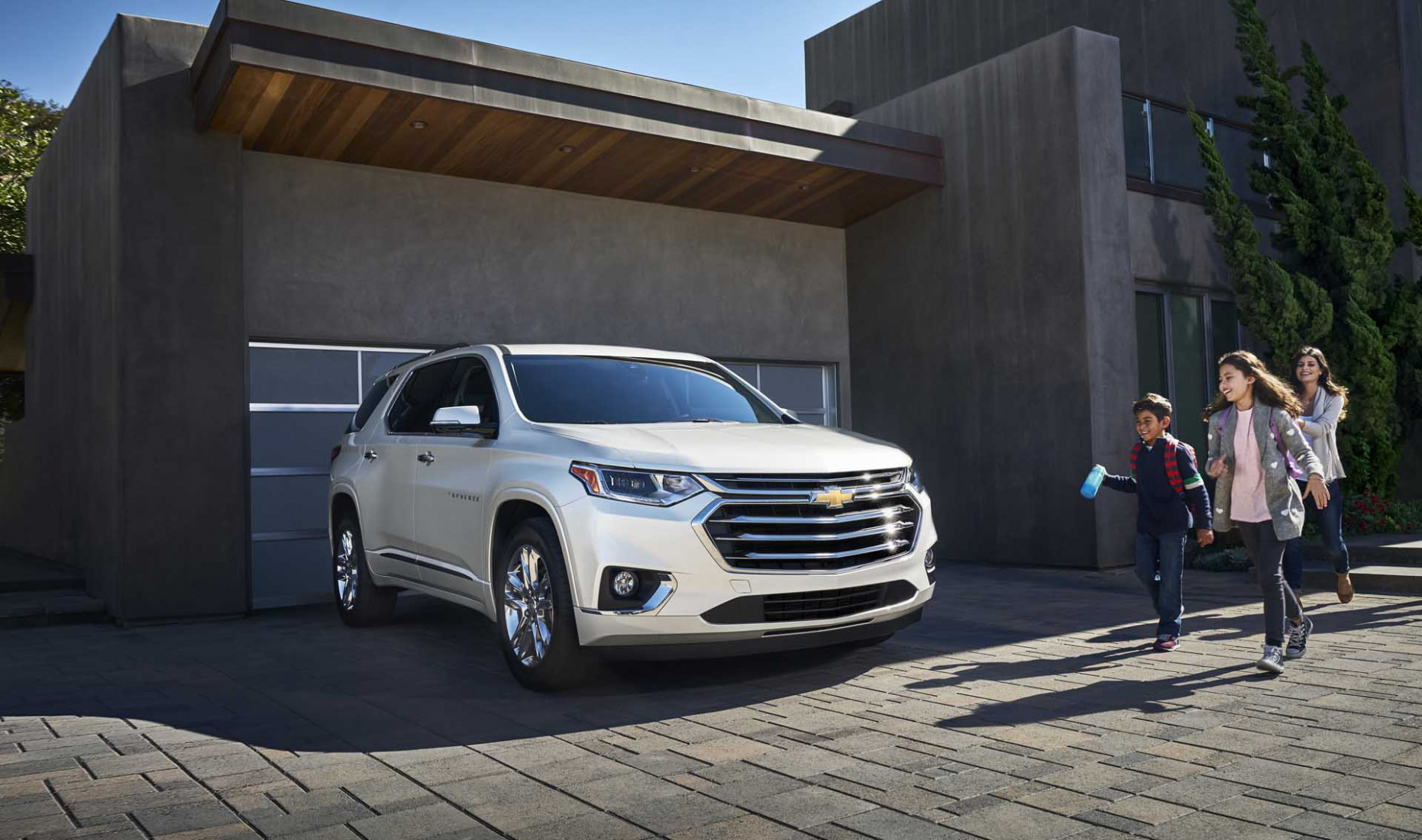 5 Chevrolet Traverse (Chevy) Review, Ratings, Specs, Prices ..